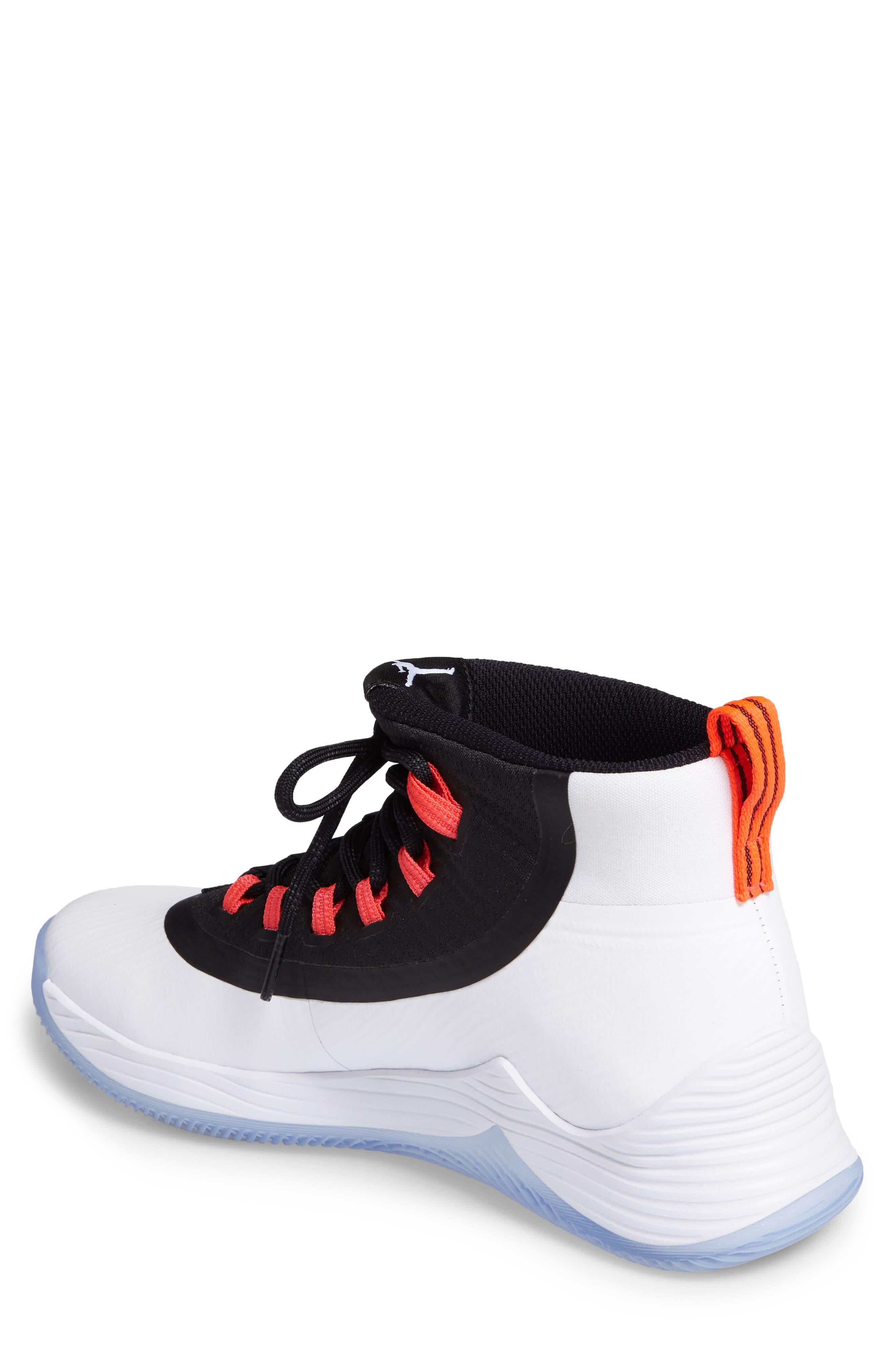 Jordan Ultra Fly 2 Basketball Shoe,                             Alternate thumbnail 6, color,