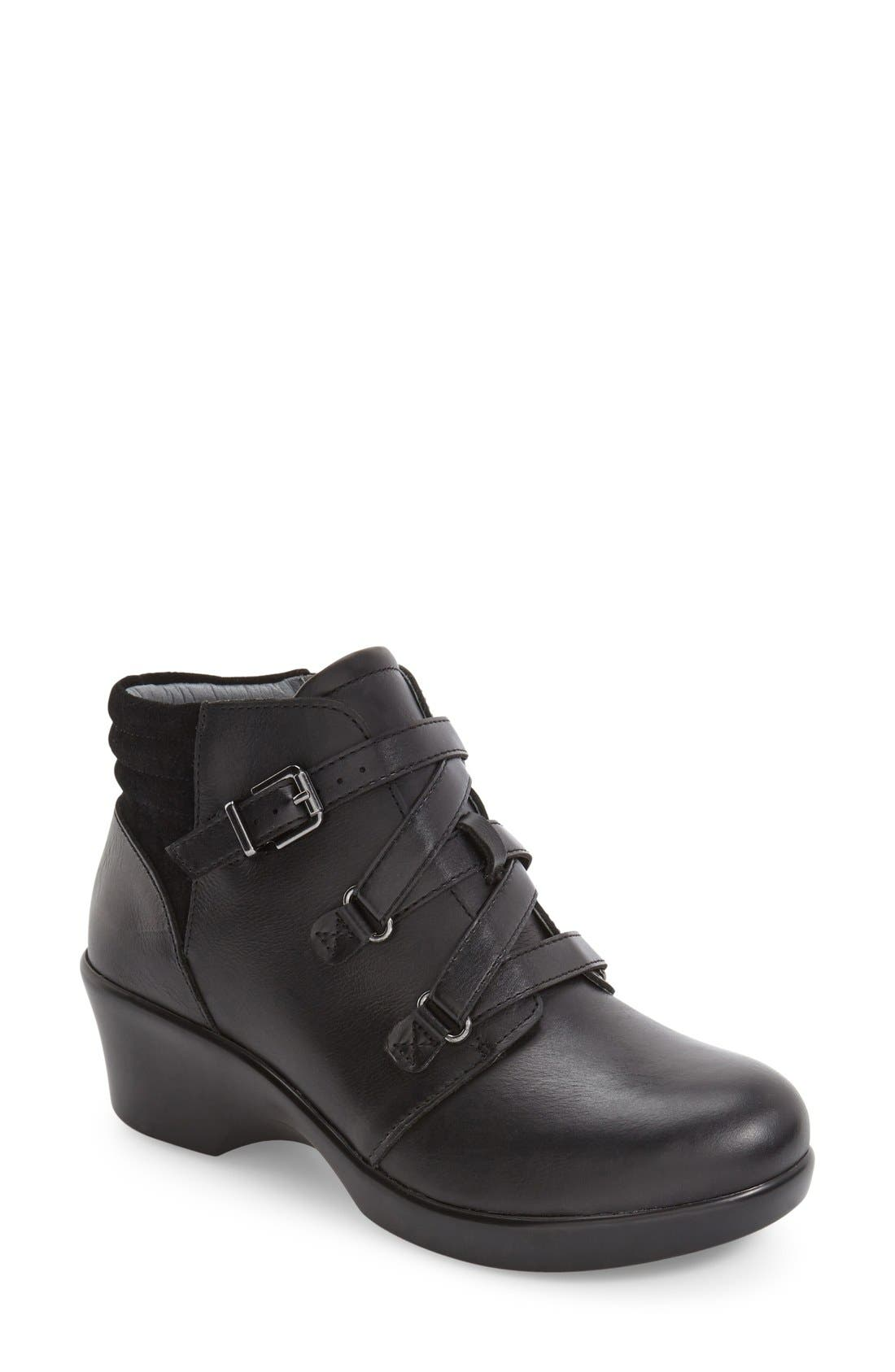 Indi Demi Wedge Bootie,                             Main thumbnail 4, color,