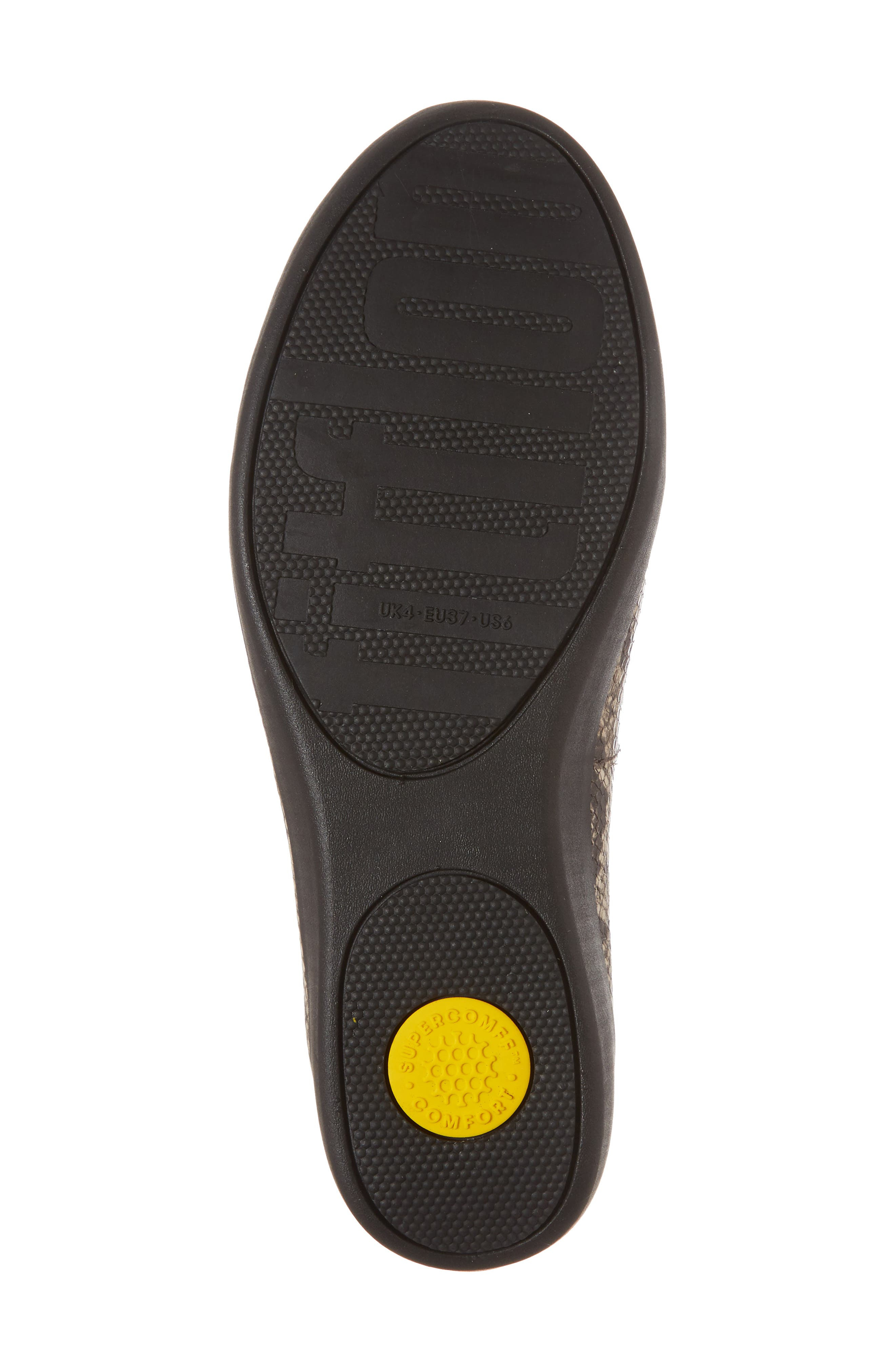 SuperSkate<sup>™</sup> Loafer,                             Alternate thumbnail 6, color,                             TAUPE SNAKE PRINT LEATHER