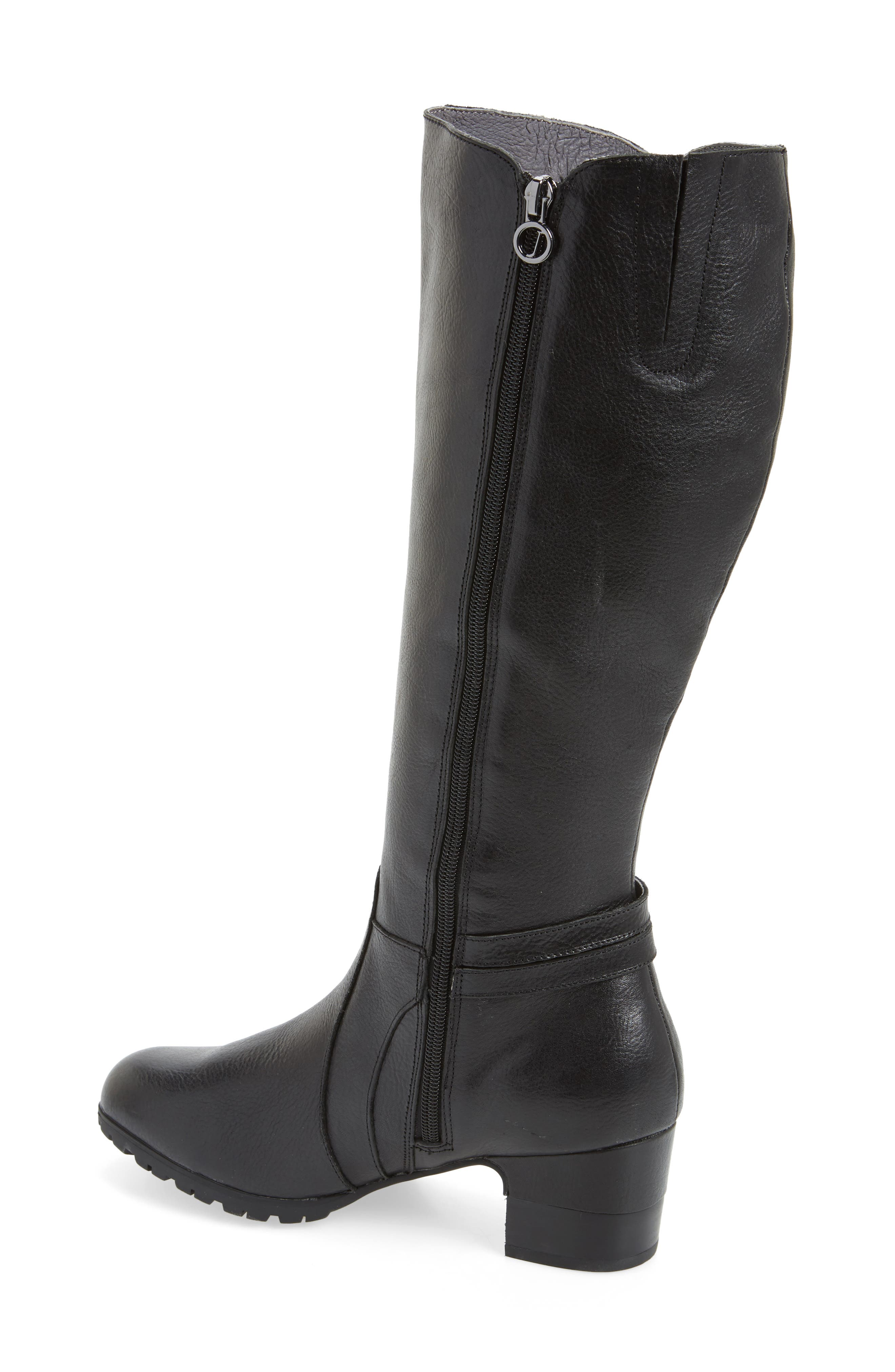 Chai Water-Resistant Boot,                             Alternate thumbnail 2, color,                             001