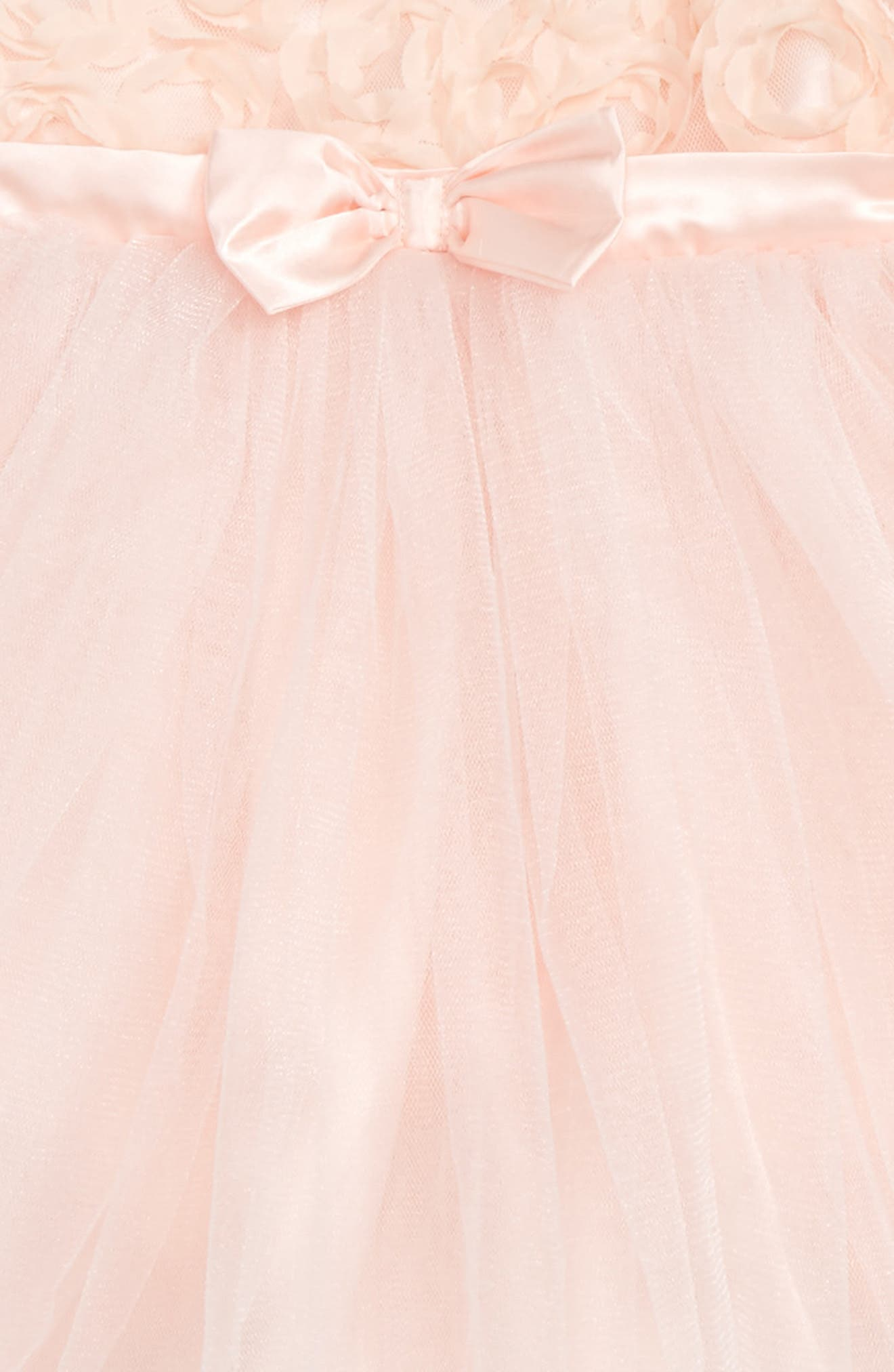 Sleeveless Tulle Dress,                             Alternate thumbnail 2, color,                             680
