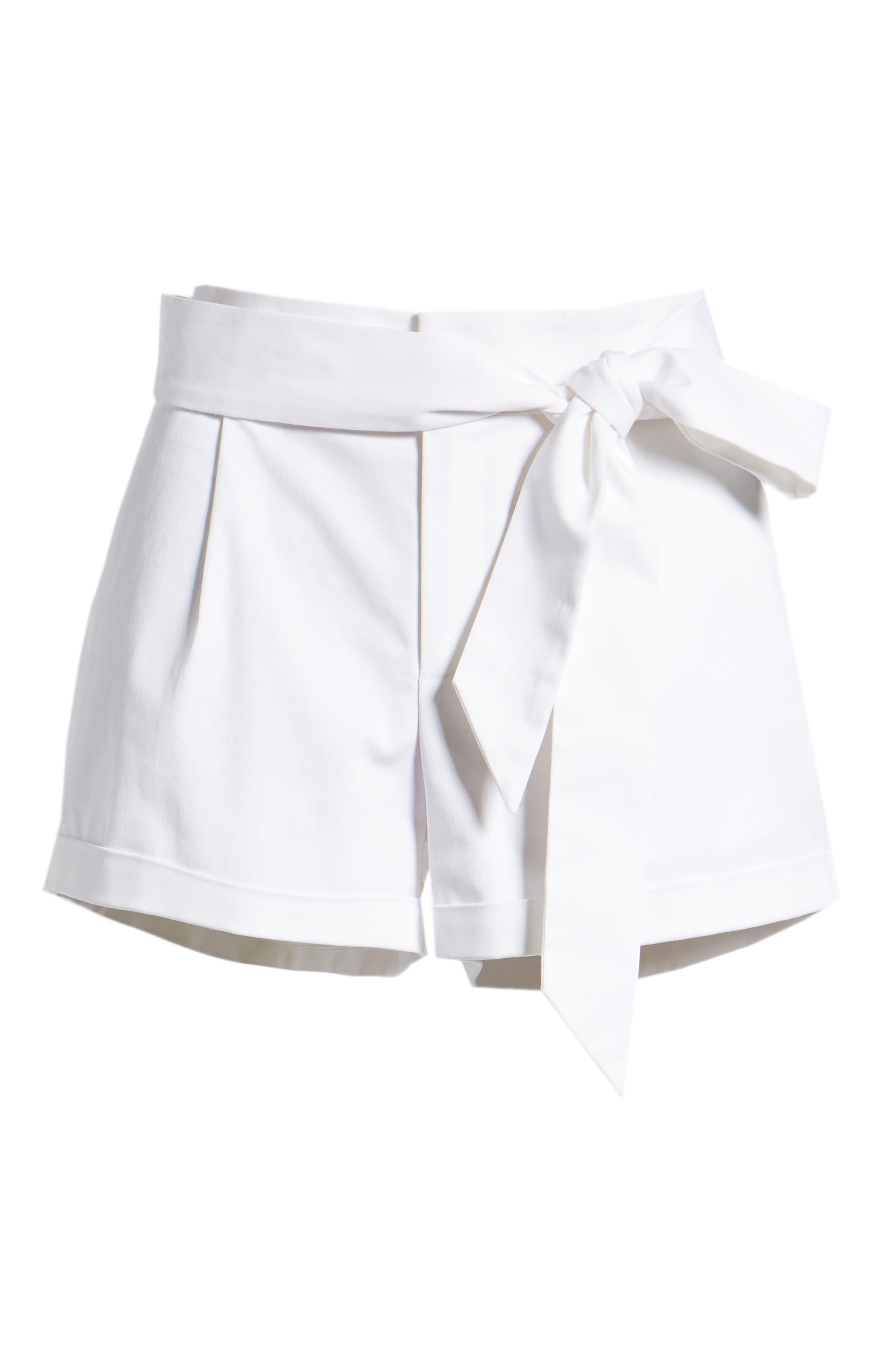 Yelinda Shorts,                             Alternate thumbnail 6, color,                             100
