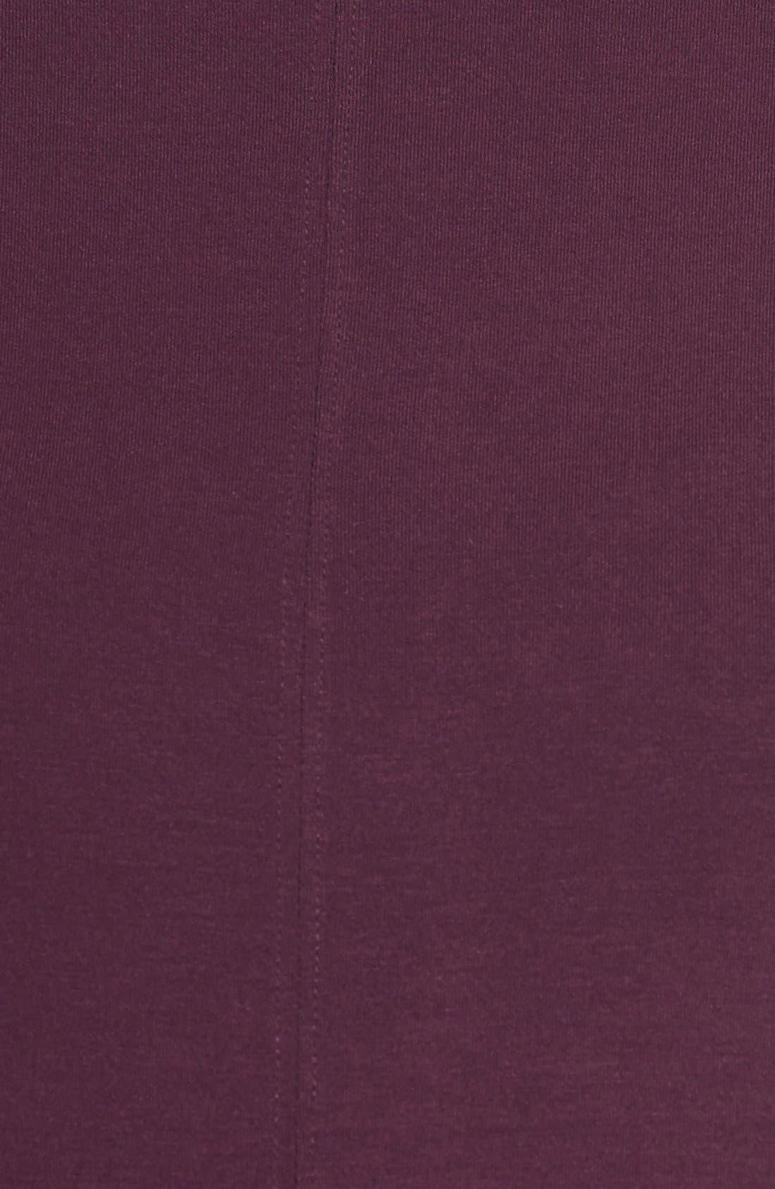 Jersey Bateau Neck Tunic,                             Alternate thumbnail 68, color,
