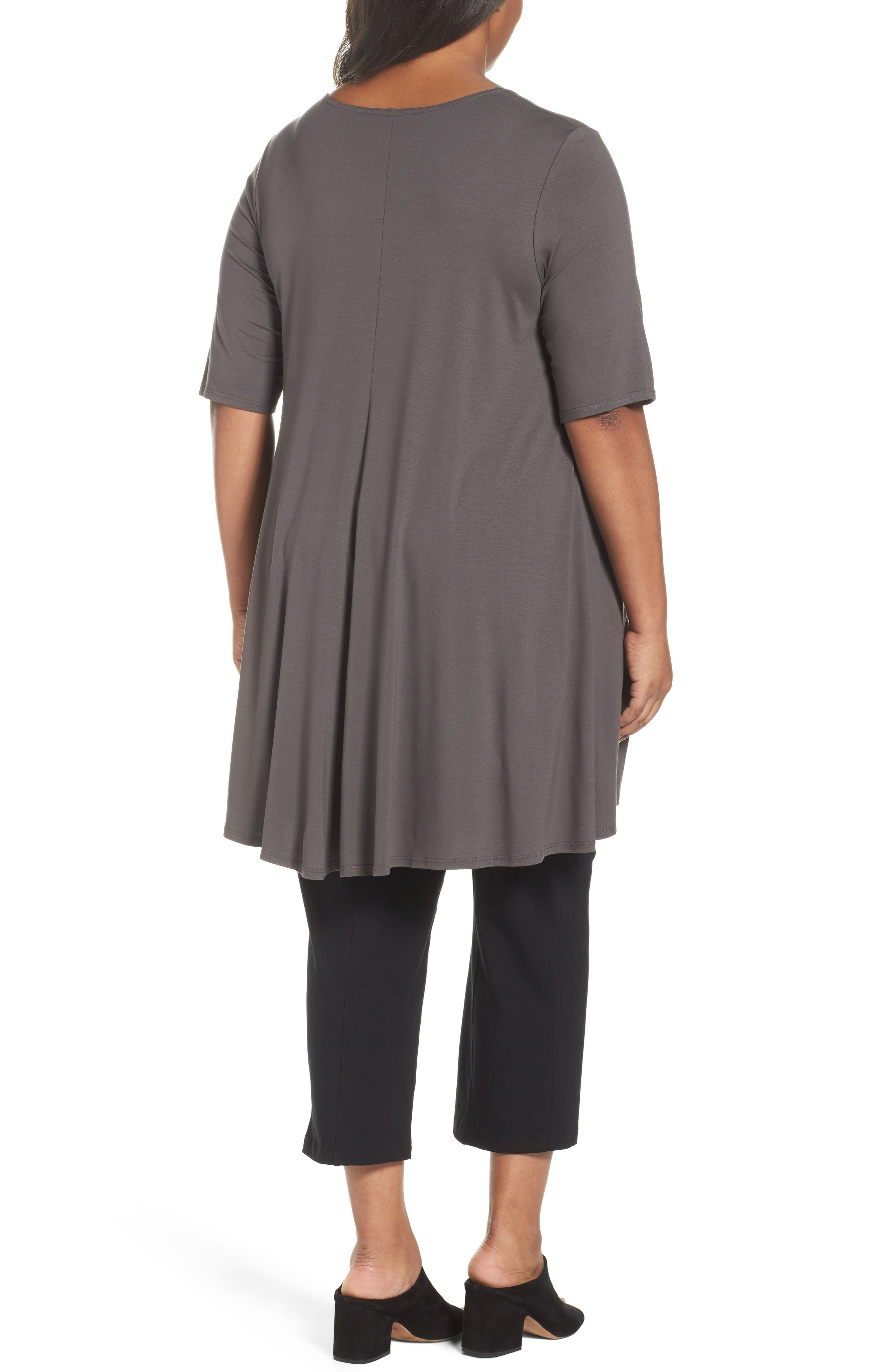 Jersey Tunic,                             Alternate thumbnail 6, color,