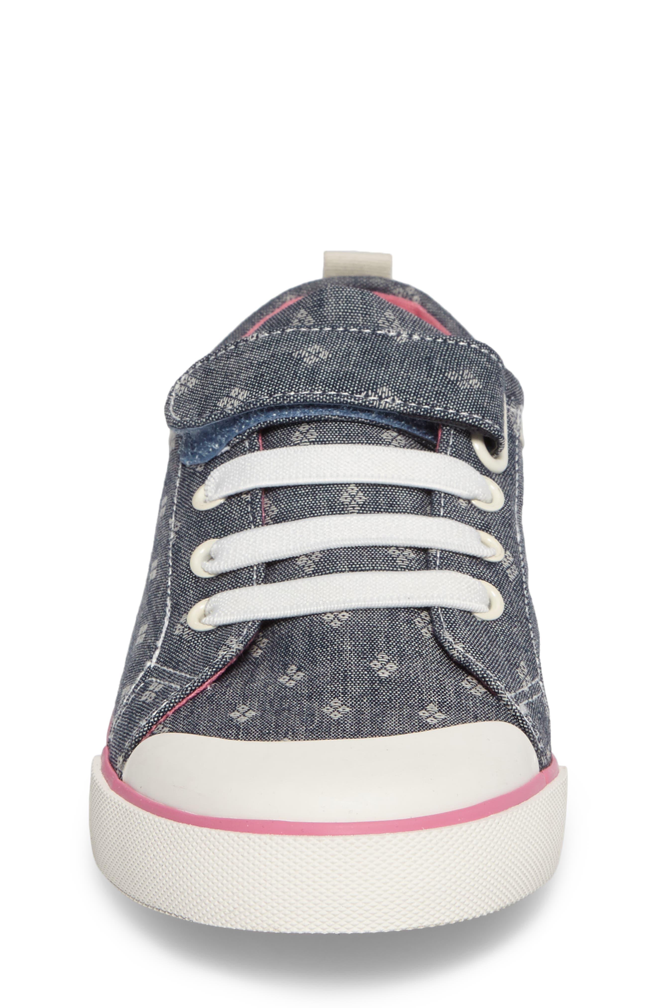 'Kristin' Sneaker,                             Alternate thumbnail 4, color,                             400