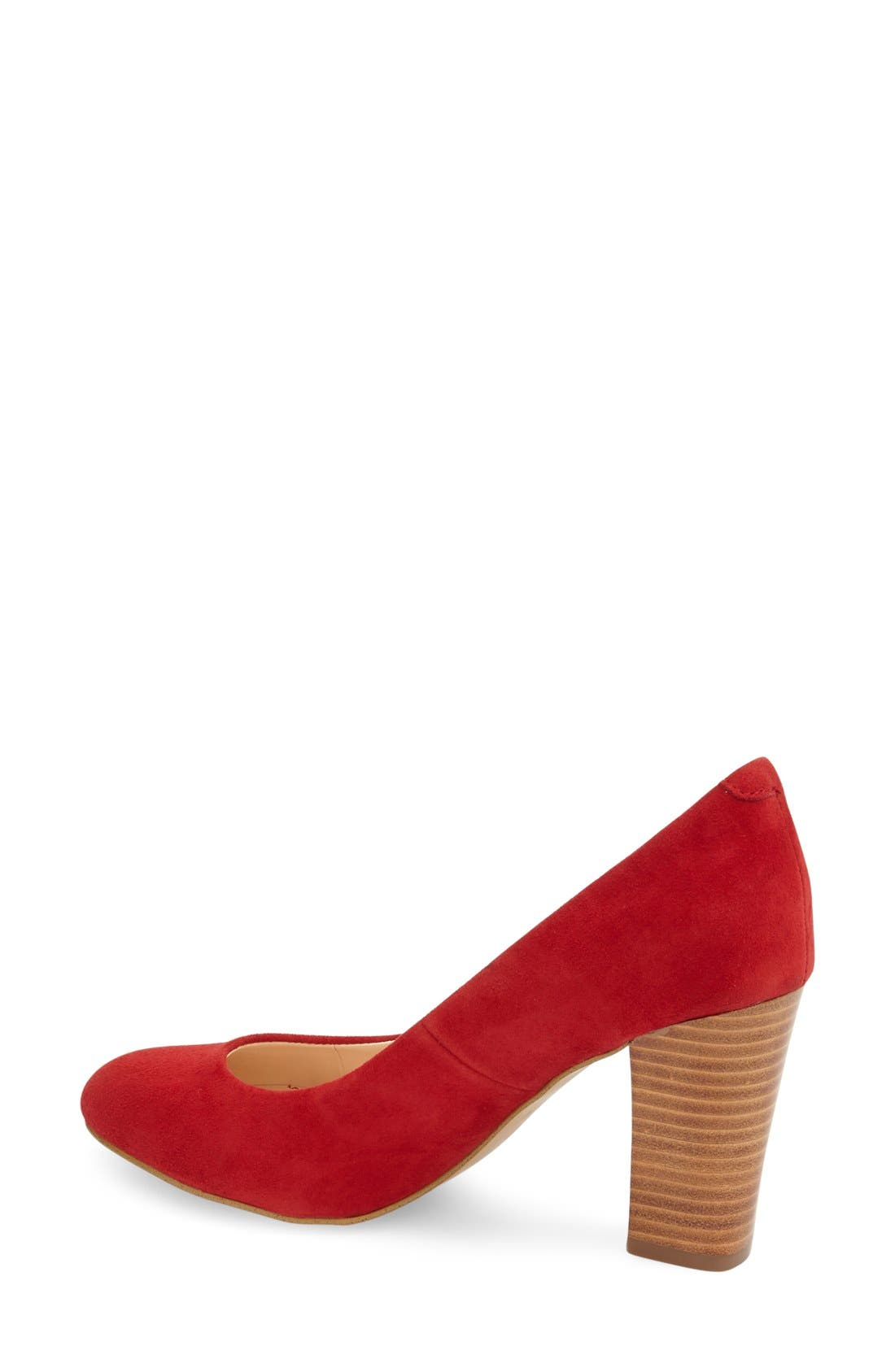 'Eleni II' Block Heel Pump,                             Alternate thumbnail 27, color,