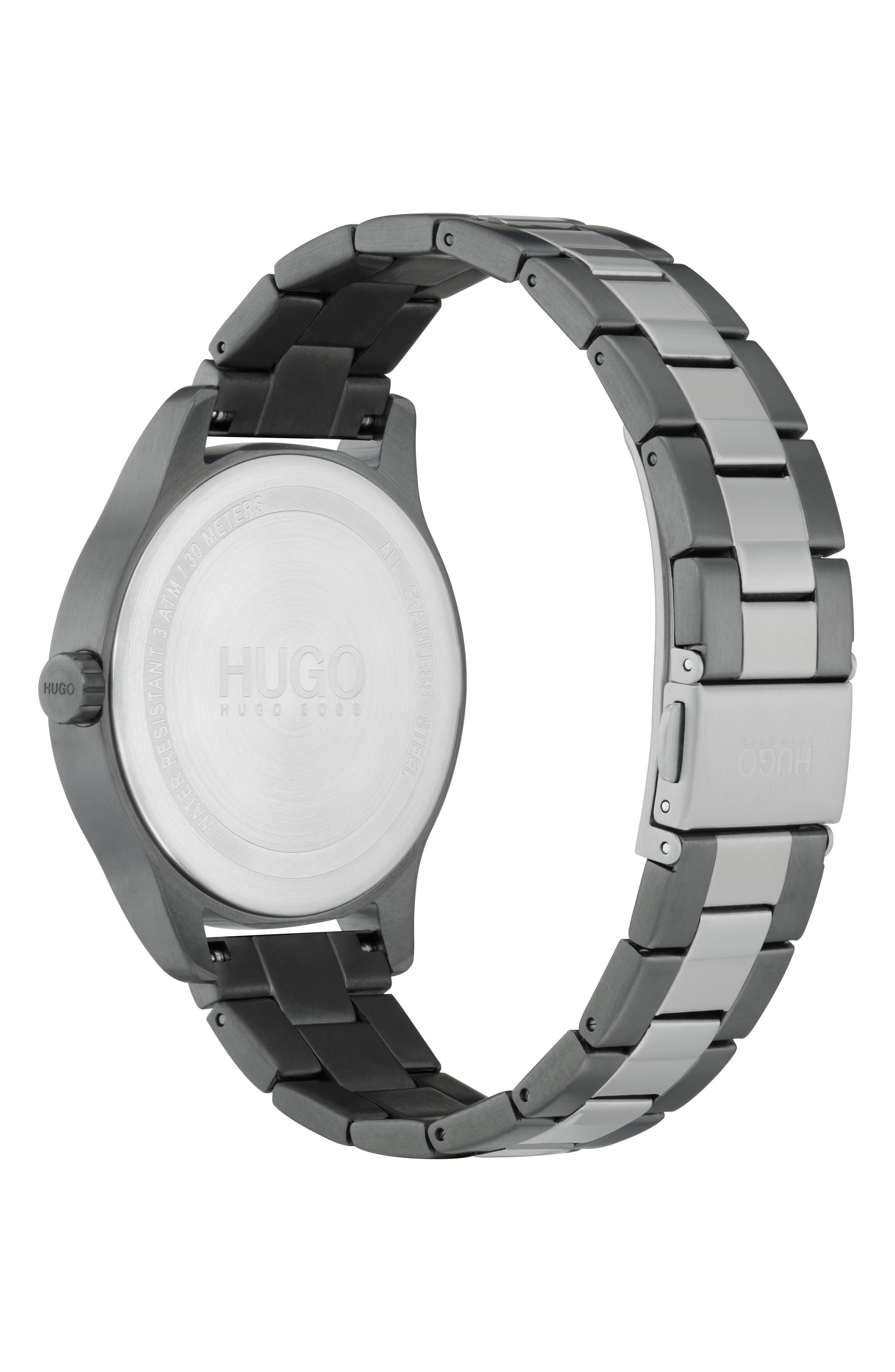 Bracelet Watch, 42mm,                             Alternate thumbnail 2, color,                             040