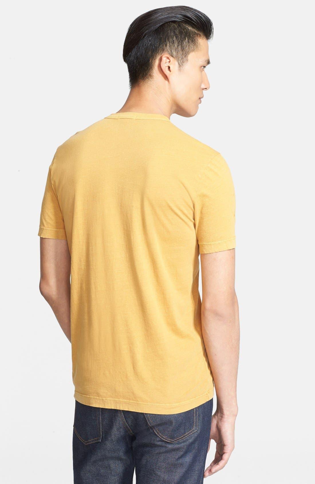 Crewneck Jersey T-Shirt,                             Alternate thumbnail 219, color,