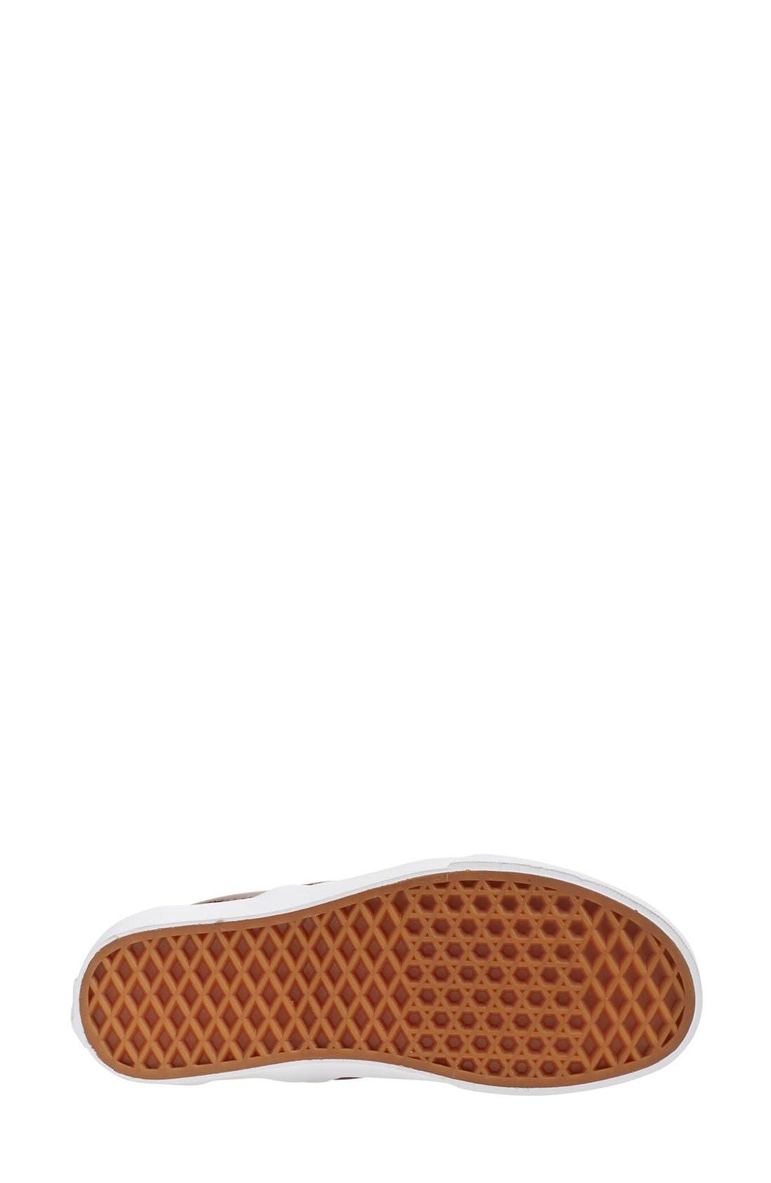 Classic Slip-On Sneaker,                             Alternate thumbnail 175, color,