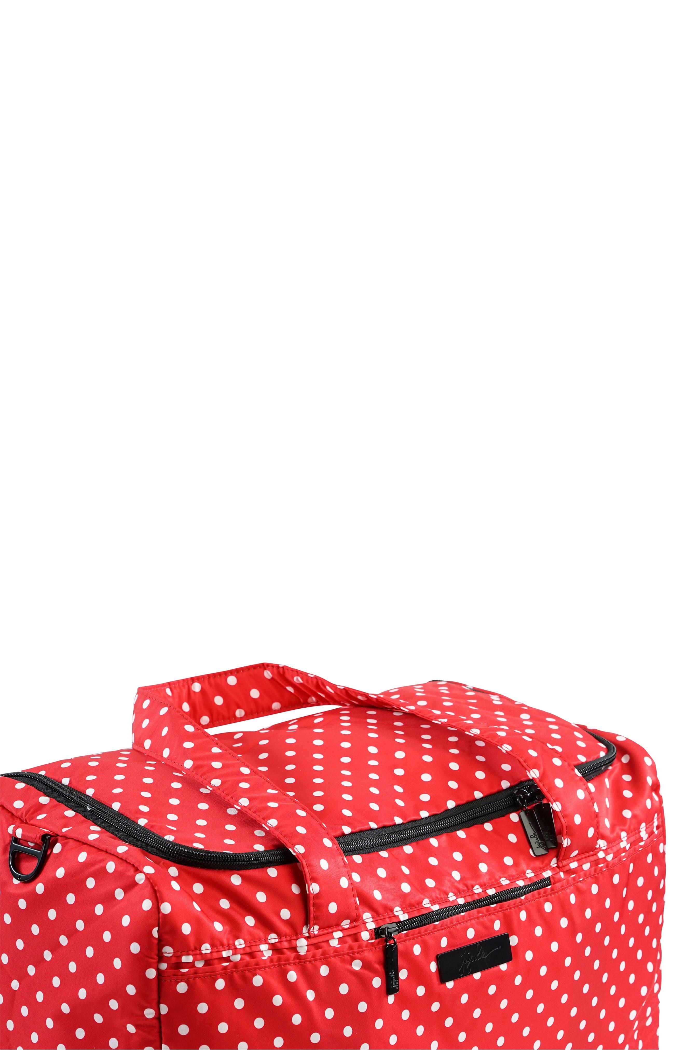Onyx Super Star Diaper Bag,                             Alternate thumbnail 2, color,                             BLACK RUBY