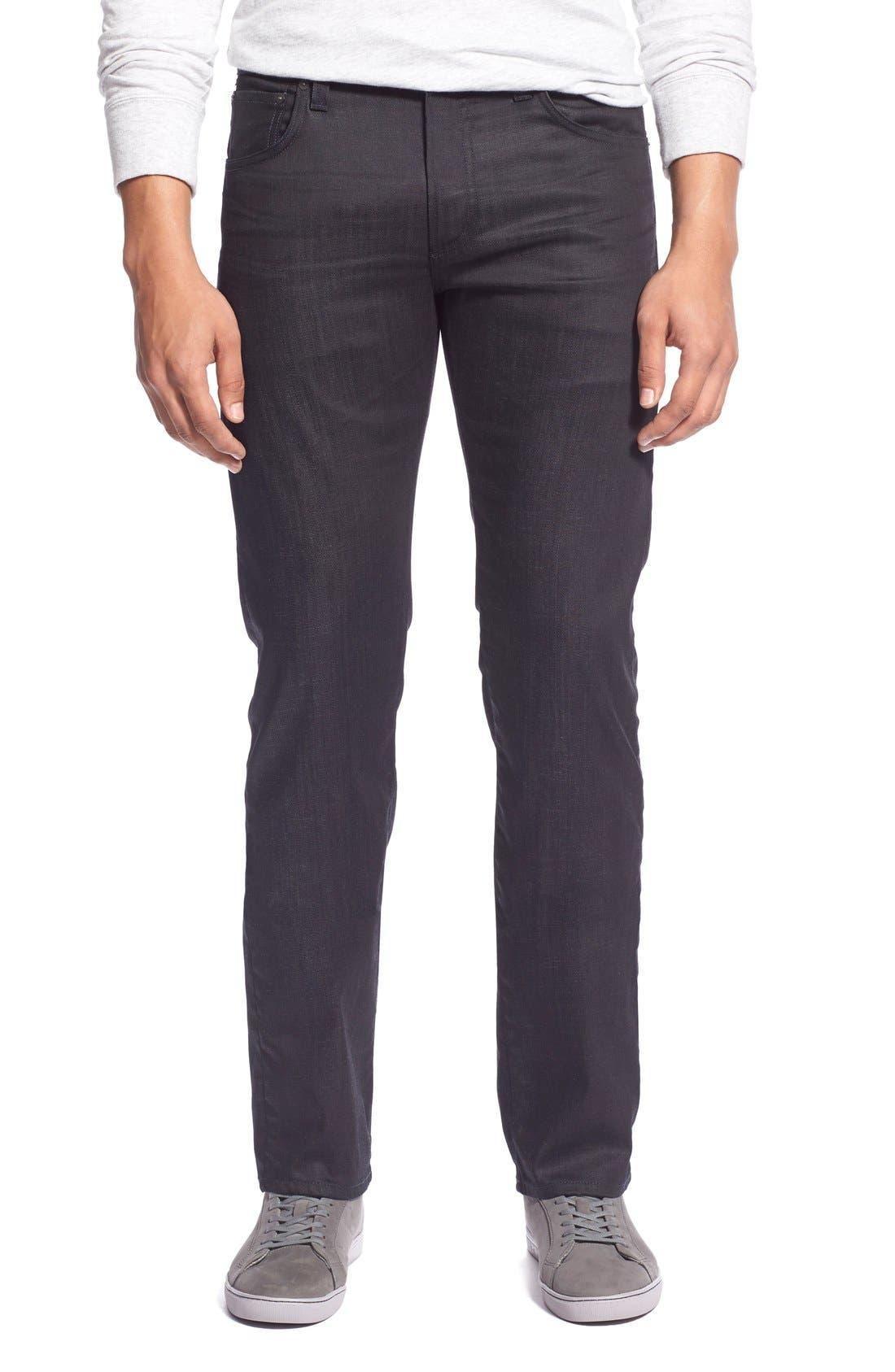 'Core' Slim Fit Jeans,                             Main thumbnail 1, color,                             PRESTIGE