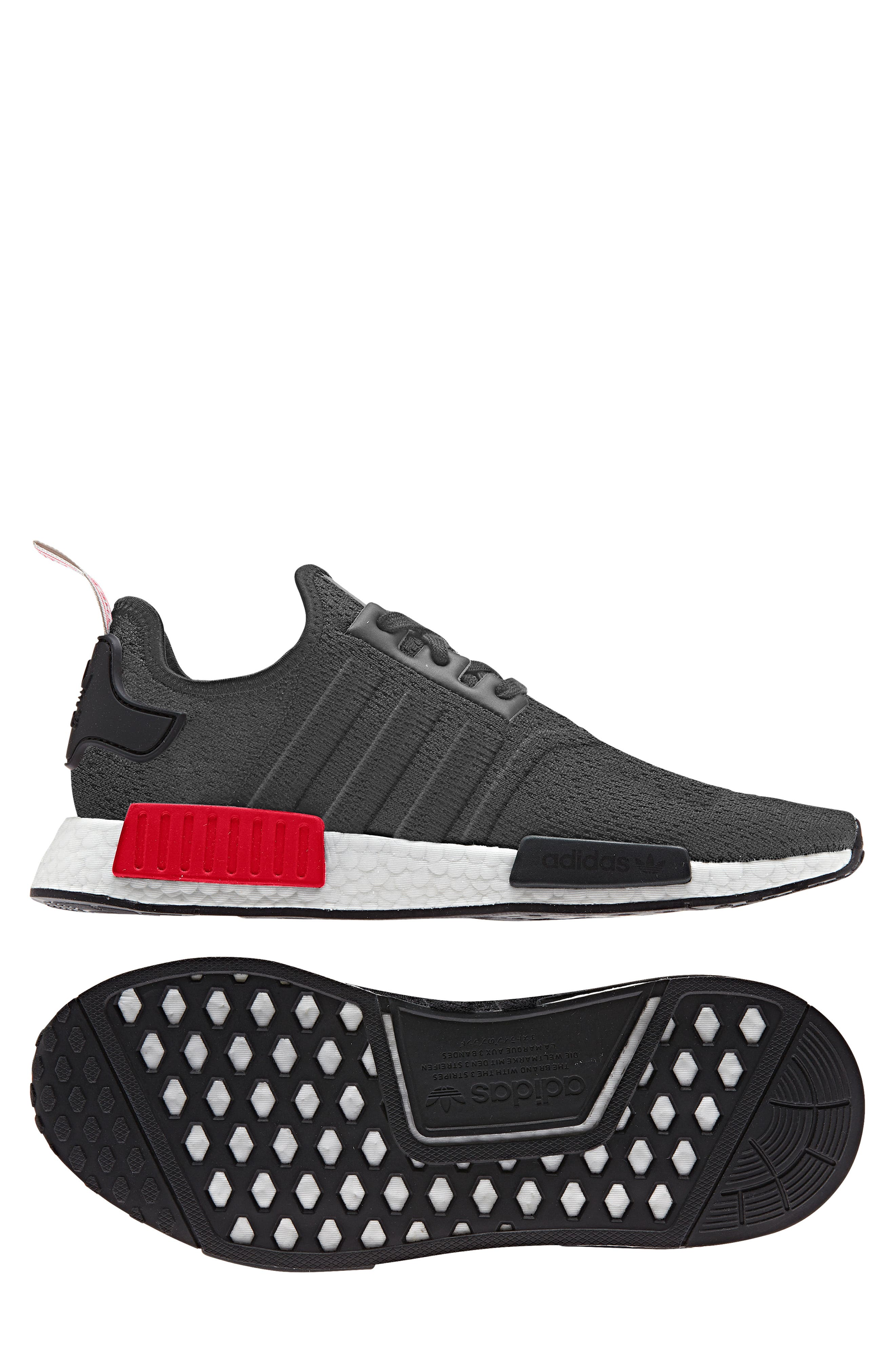 ADIDAS,                             NMD_R1 Sneaker,                             Alternate thumbnail 8, color,                             023