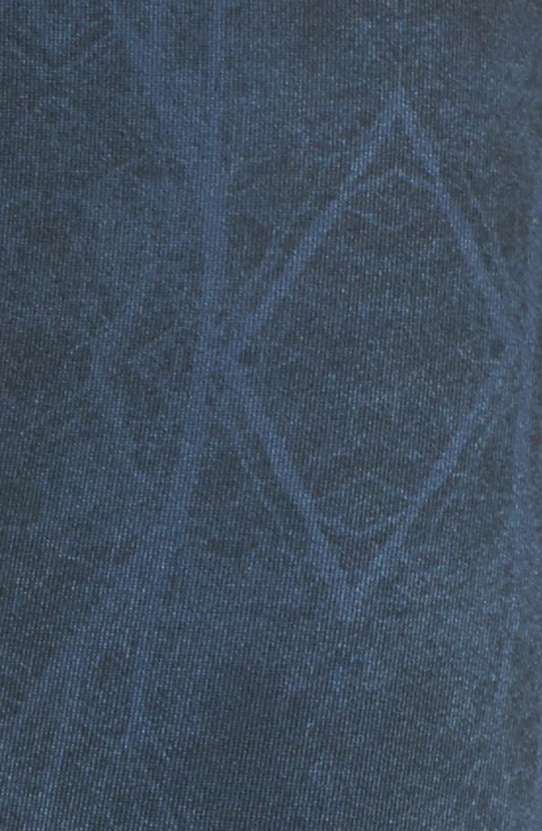 'Airbrushed' Leggings,                             Alternate thumbnail 183, color,