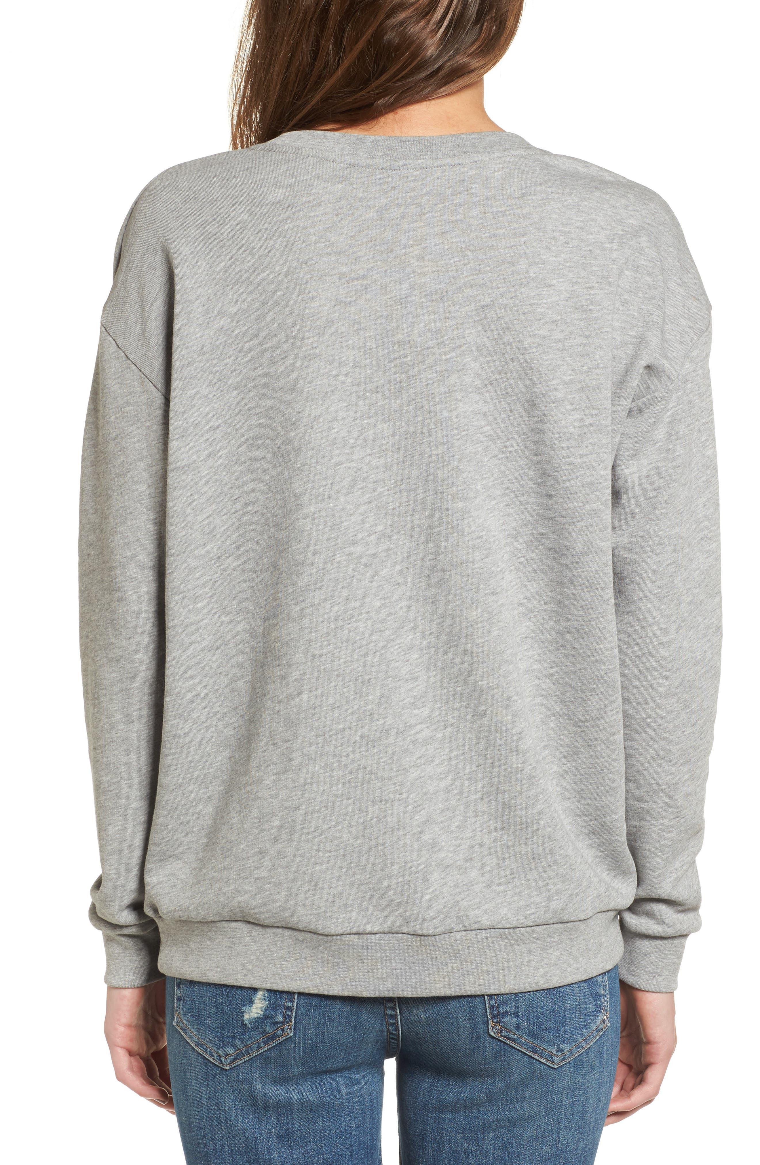 Friday I'm In Love Sweatshirt,                             Alternate thumbnail 2, color,                             020