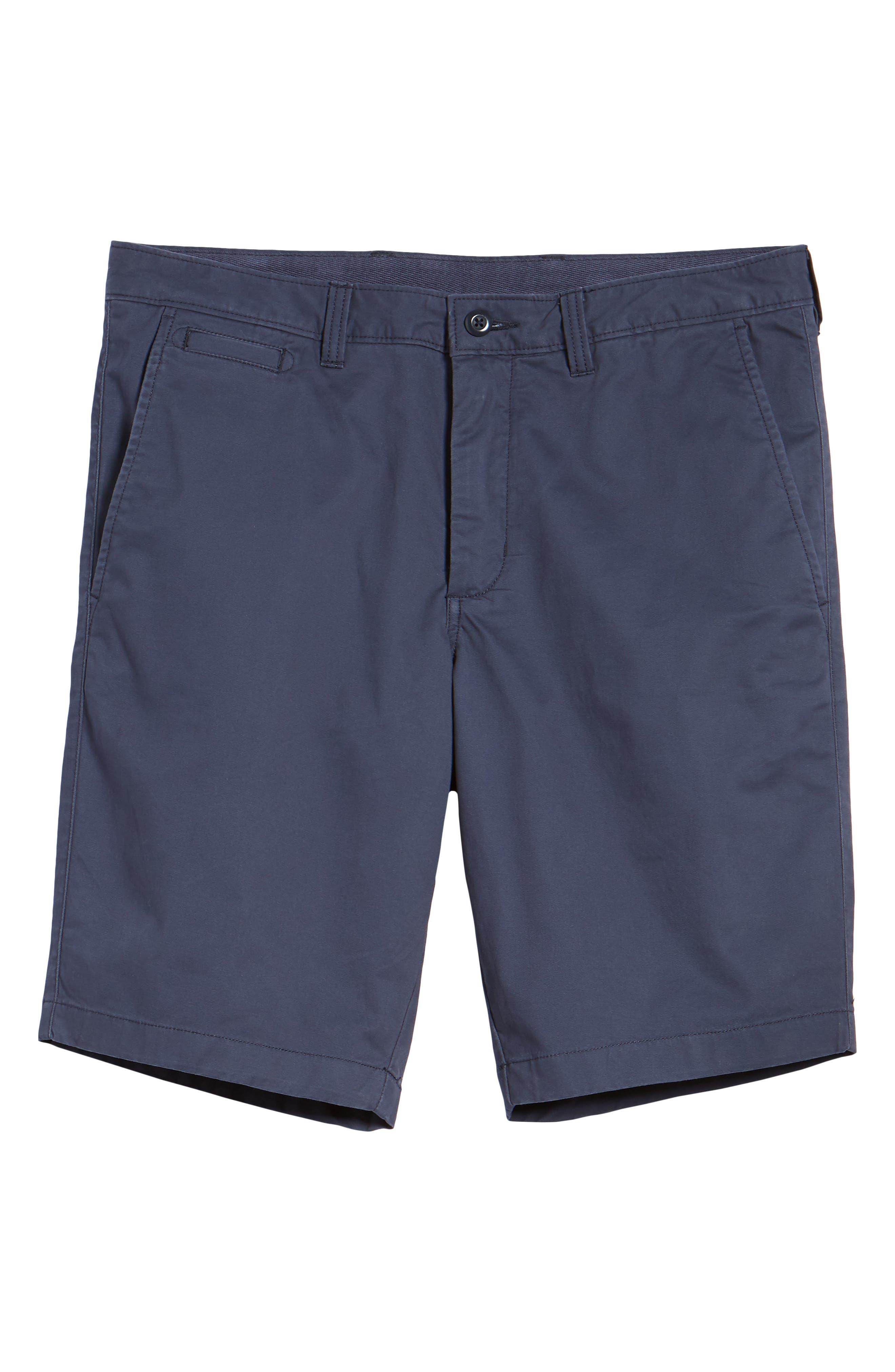 Ballard Slim Fit Stretch Chino 11-Inch Shorts,                             Alternate thumbnail 82, color,