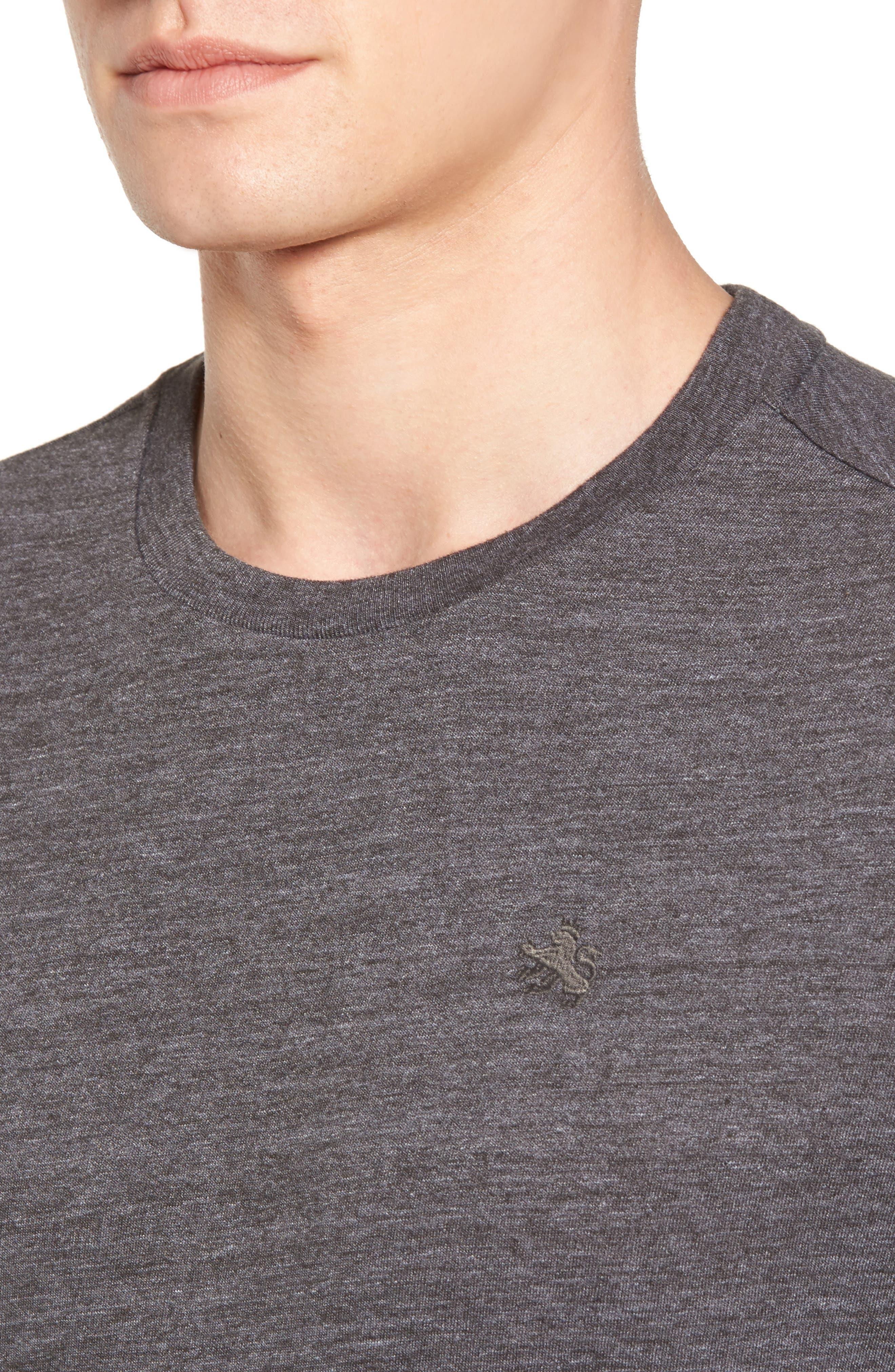 Toucan Dance Graphic T-Shirt,                             Alternate thumbnail 4, color,                             001