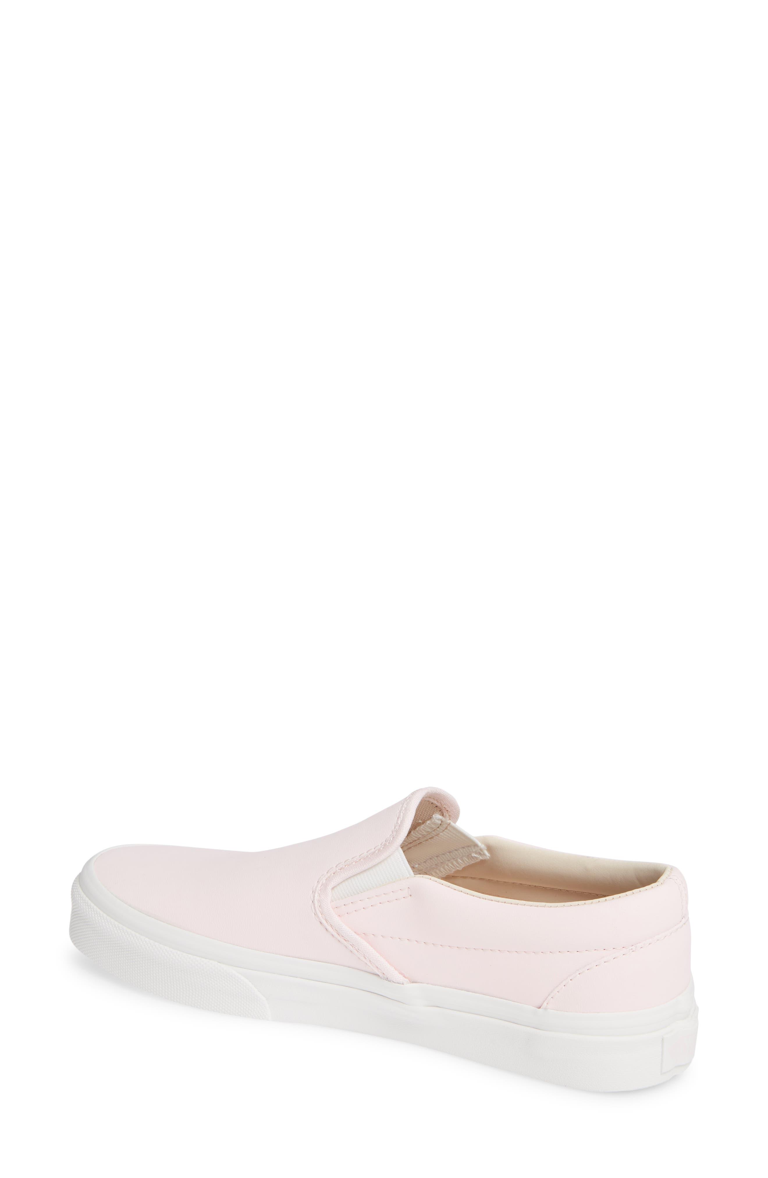 UA Classic Slip-On Sneaker,                             Alternate thumbnail 2, color,                             680