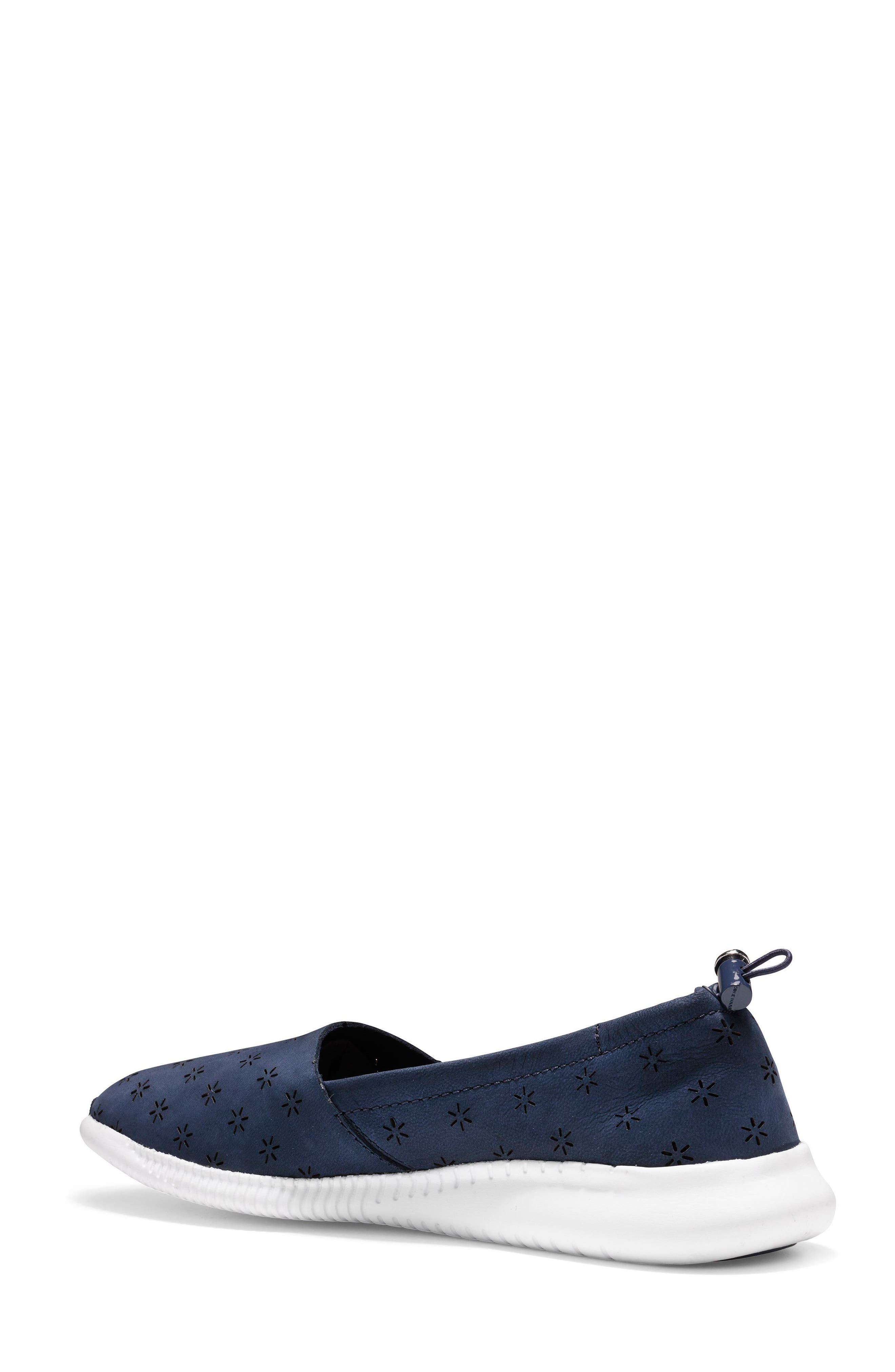 Studiogrand Perforated Slip-on,                             Alternate thumbnail 9, color,