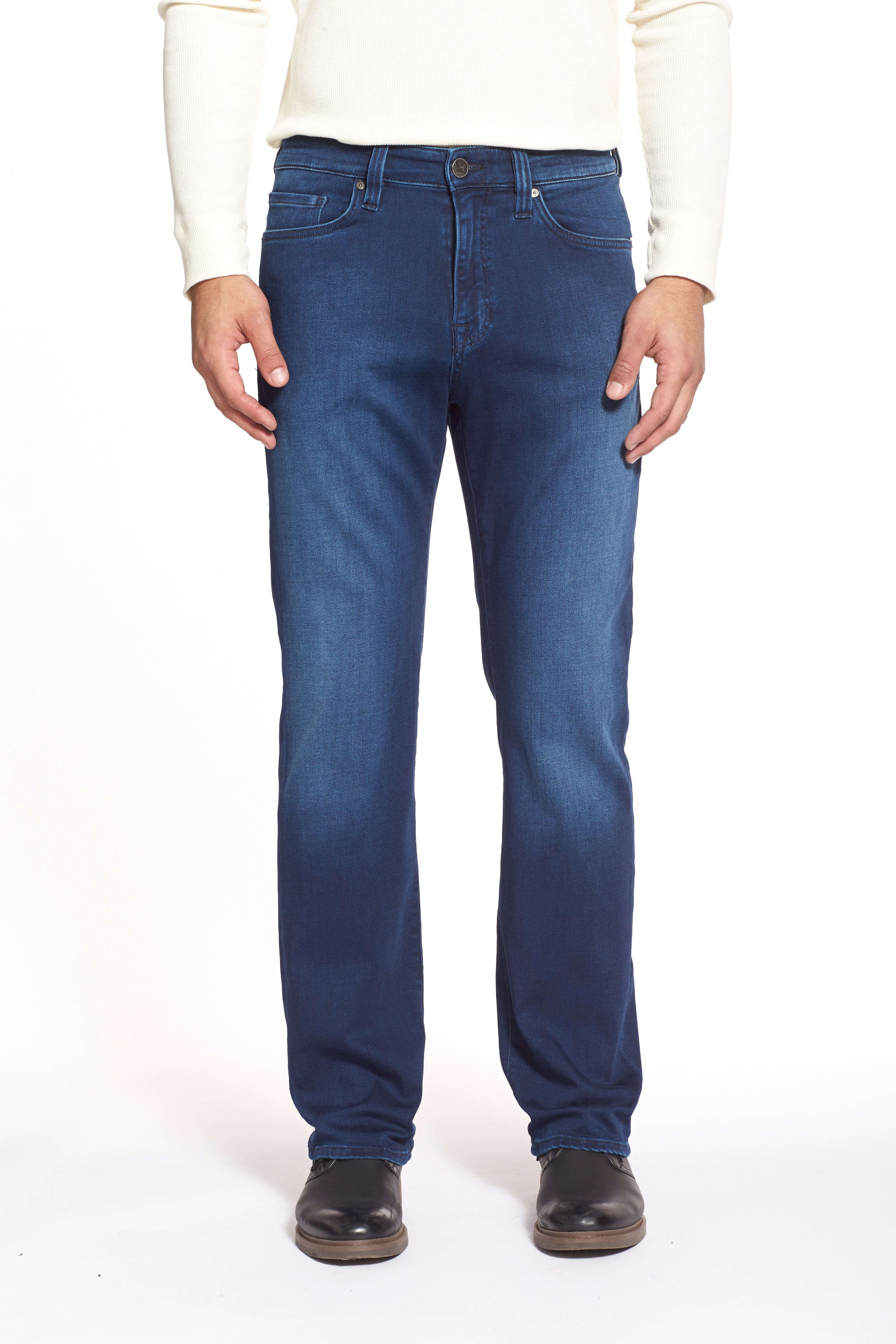 'Charisma' Relaxed Fit Jeans,                             Alternate thumbnail 2, color,                             401
