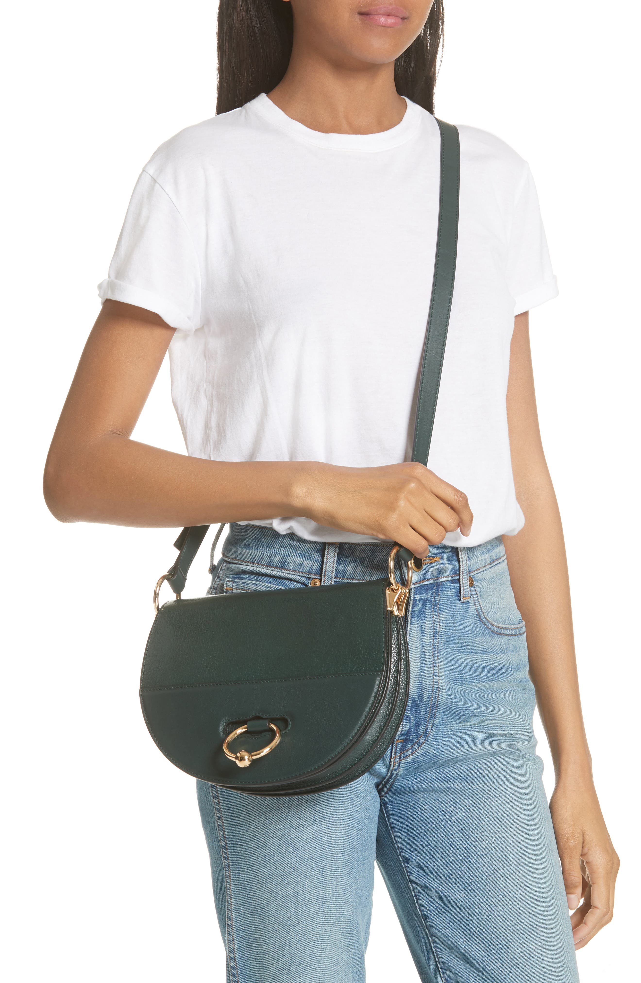 J.W.ANDERSON Latch Crossbody Bag,                             Alternate thumbnail 2, color,                             300