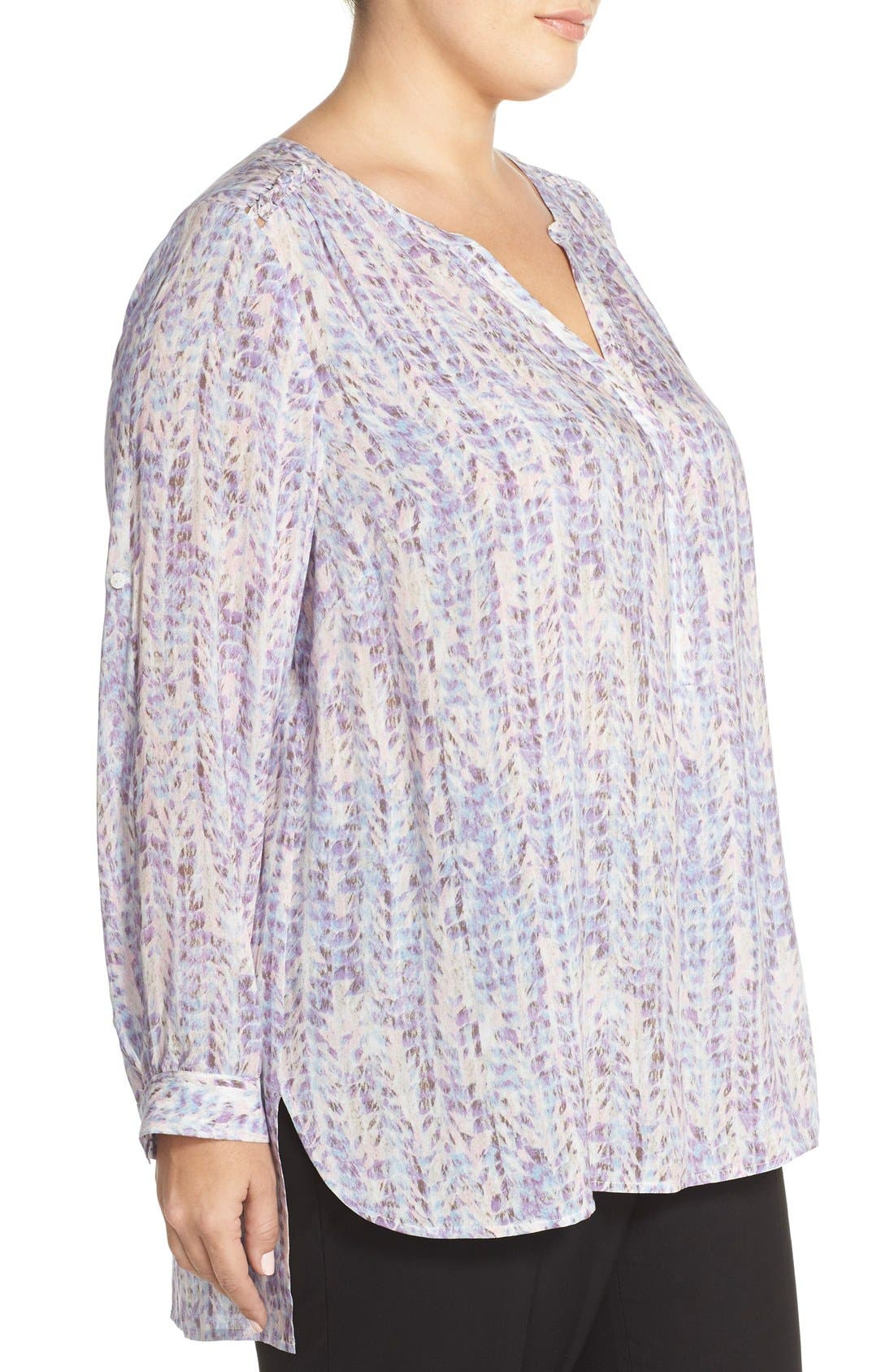 Henley Top,                             Alternate thumbnail 382, color,