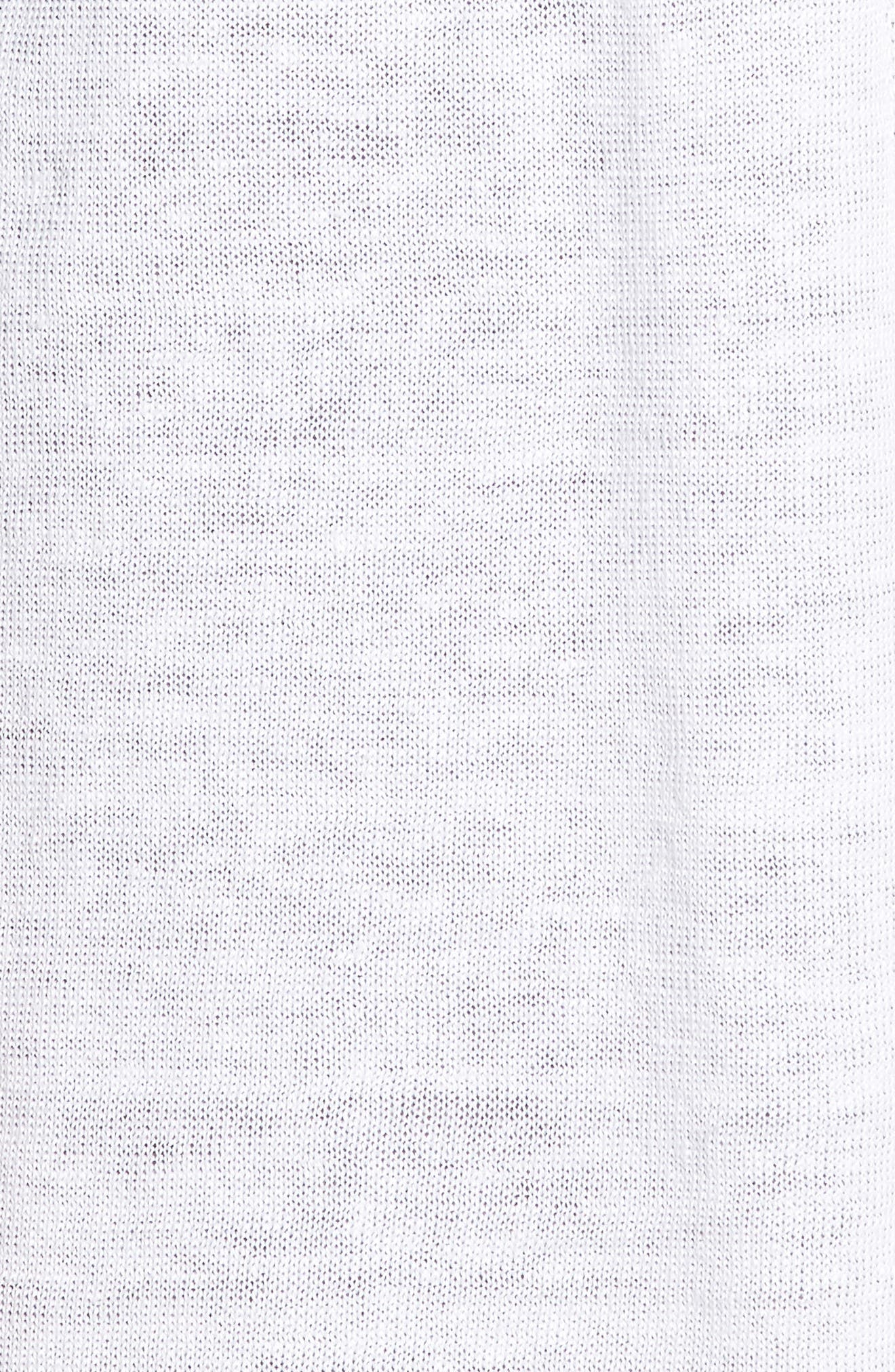 Organic Linen Cardigan,                             Alternate thumbnail 19, color,