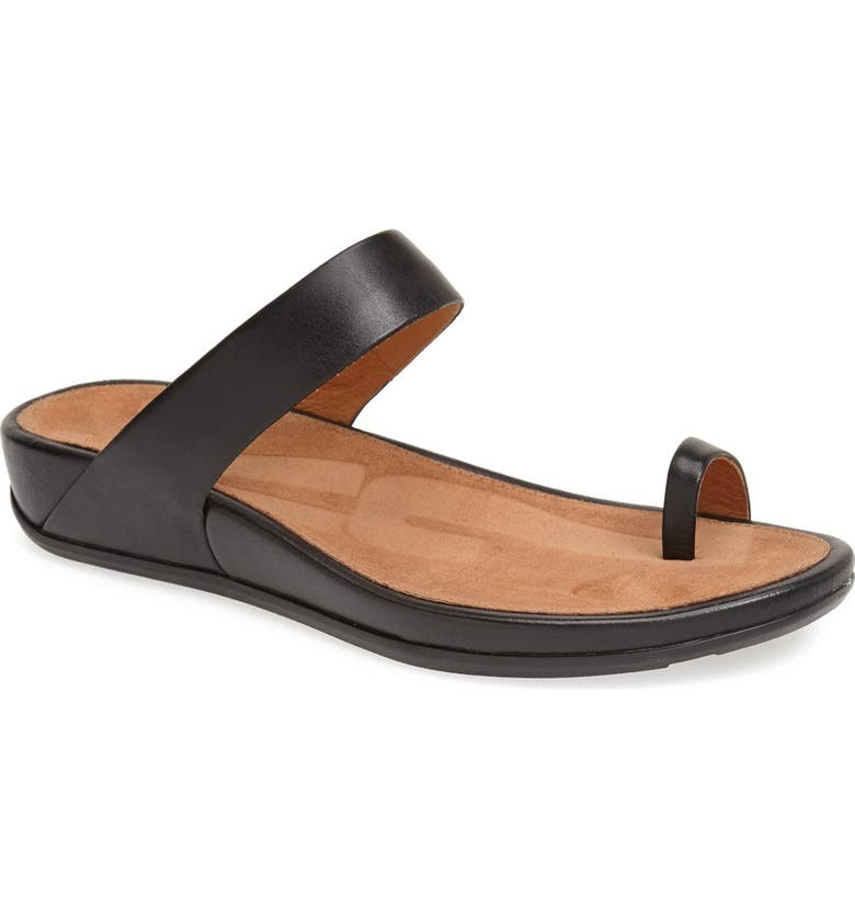 a60a9b615db72 FitFlop™  De Loop  Slide Sandal (Women) (Nordstrom Exclusive ...