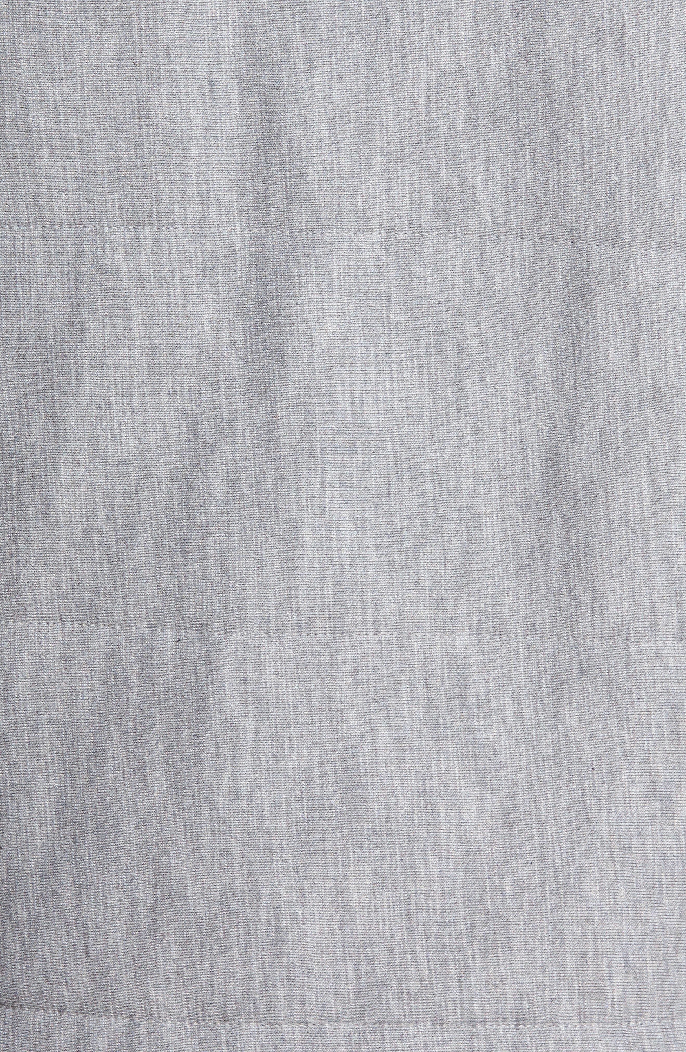 Quilted Fleece Vest,                             Alternate thumbnail 11, color,