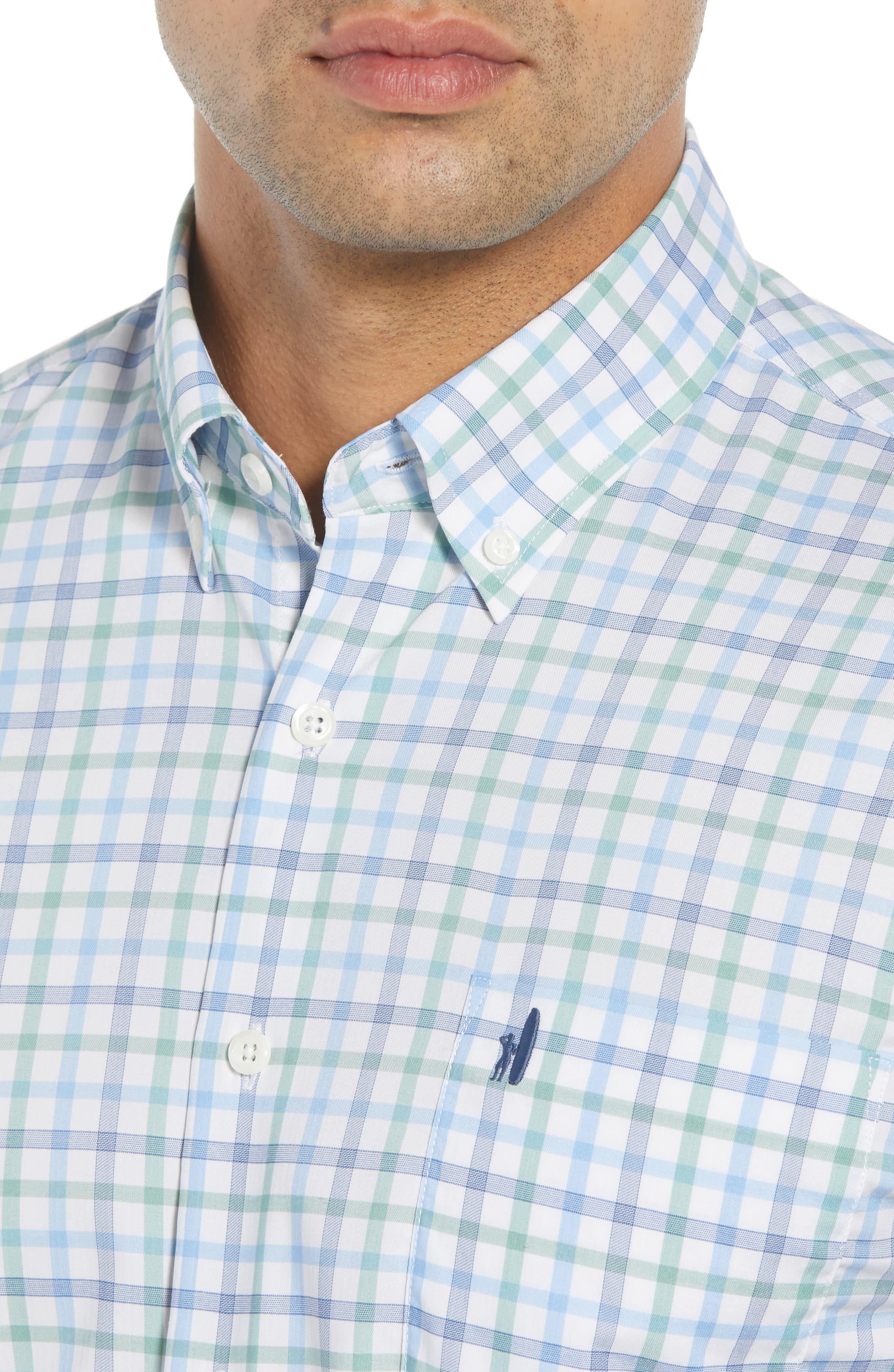 Gaffton Classic Fit Sport Shirt,                             Alternate thumbnail 2, color,                             ELM