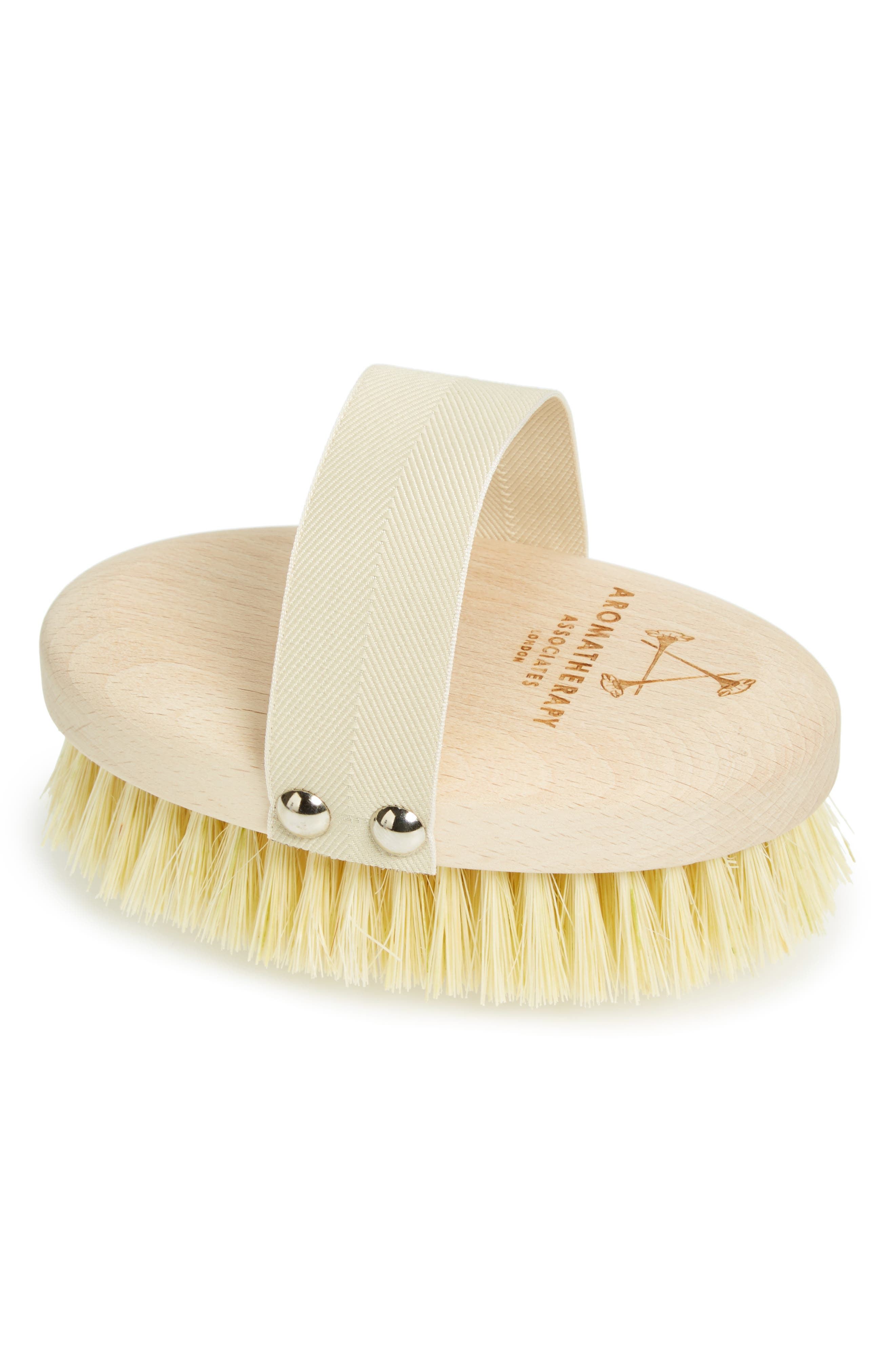 AROMATHERAPY ASSOCIATES Polishing Body Brush, Main, color, NONE