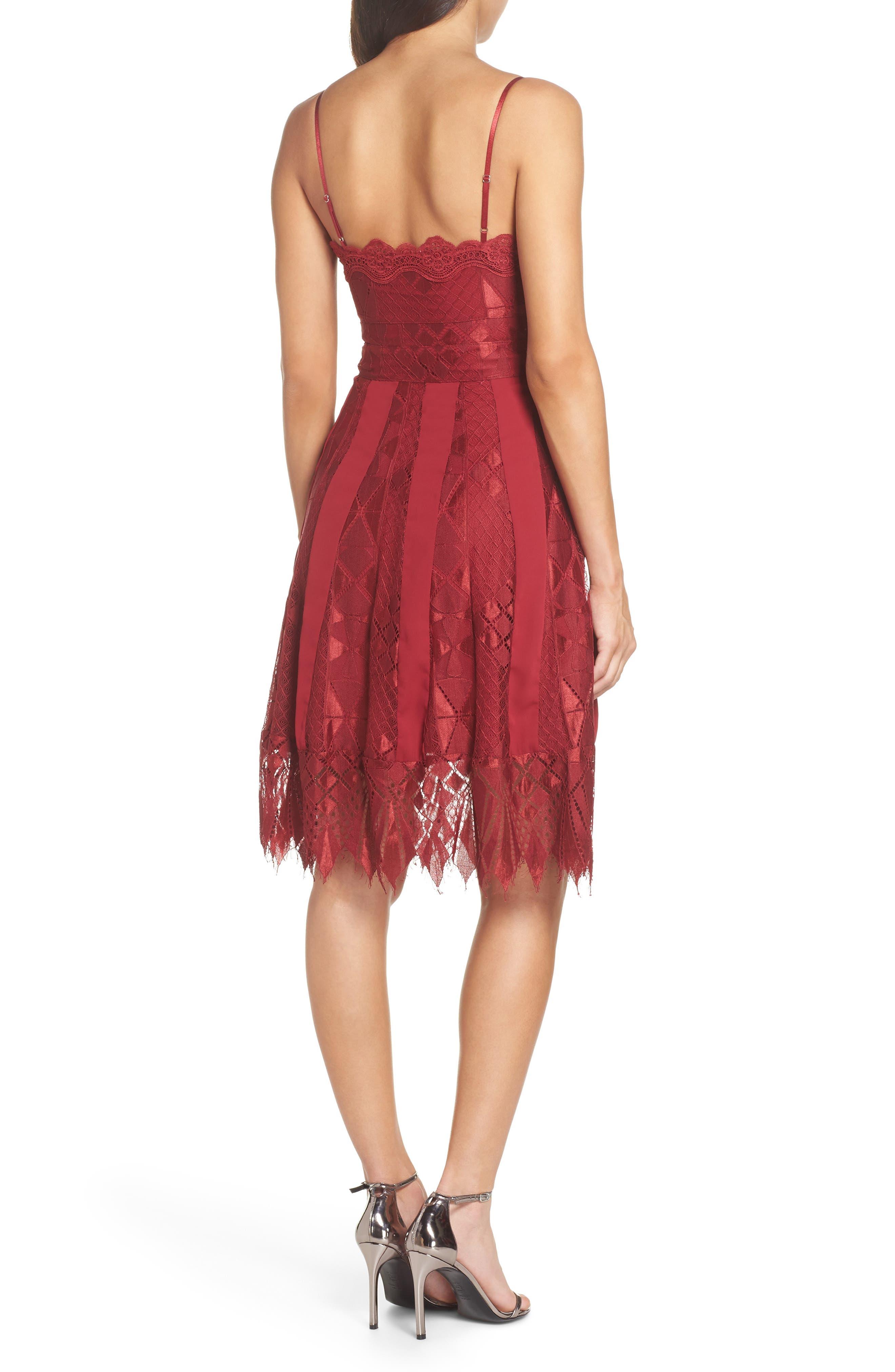 Calla Lace Dress,                             Alternate thumbnail 2, color,                             930