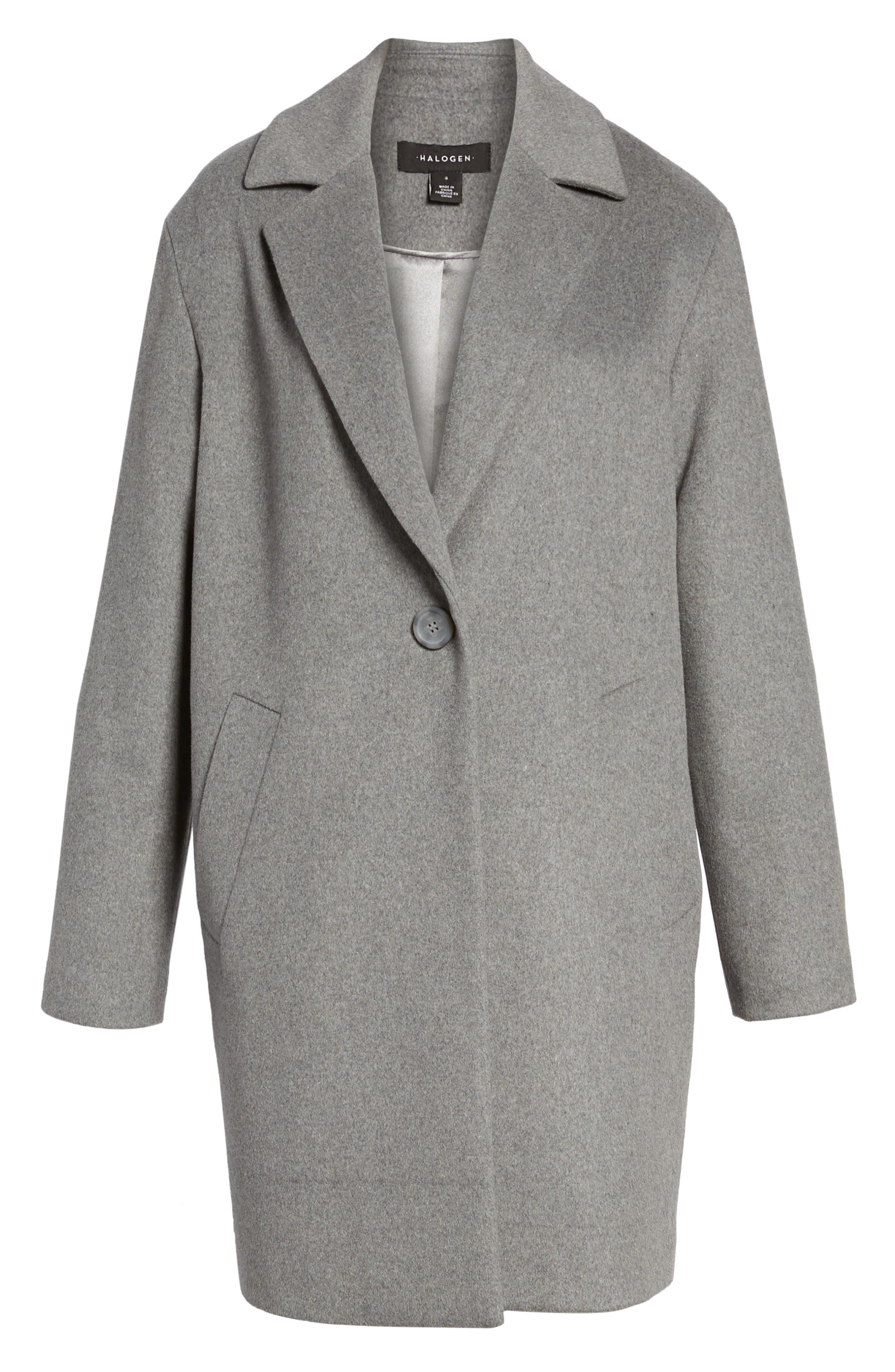Wool Blend Coat,                             Alternate thumbnail 22, color,
