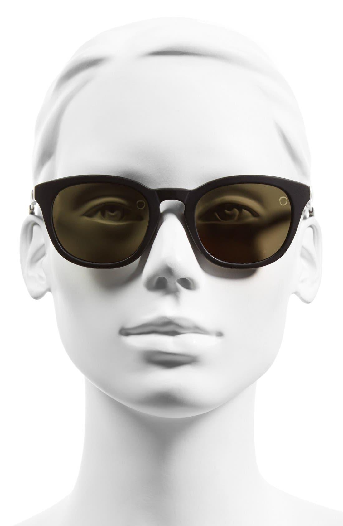 'Txoko' 50mm Sunglasses,                             Alternate thumbnail 2, color,                             001