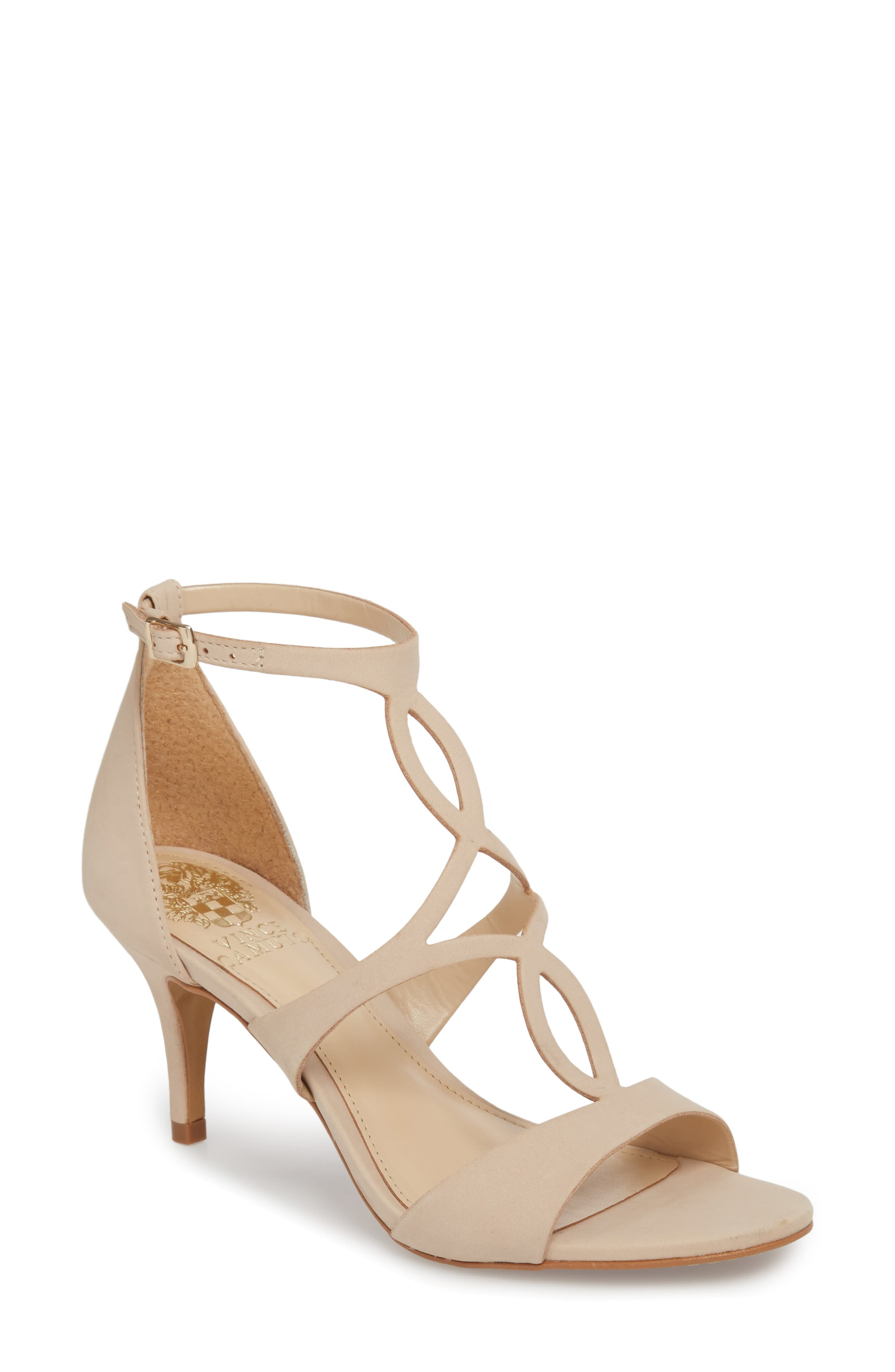 Payto Sandal,                         Main,                         color, NUDE LEATHER