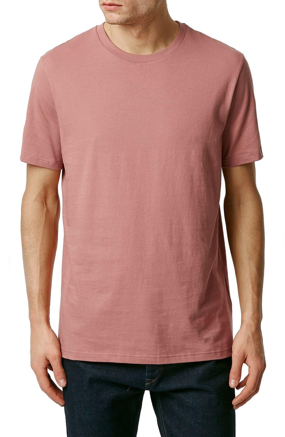 Slim Fit Crewneck T-Shirt,                             Main thumbnail 83, color,