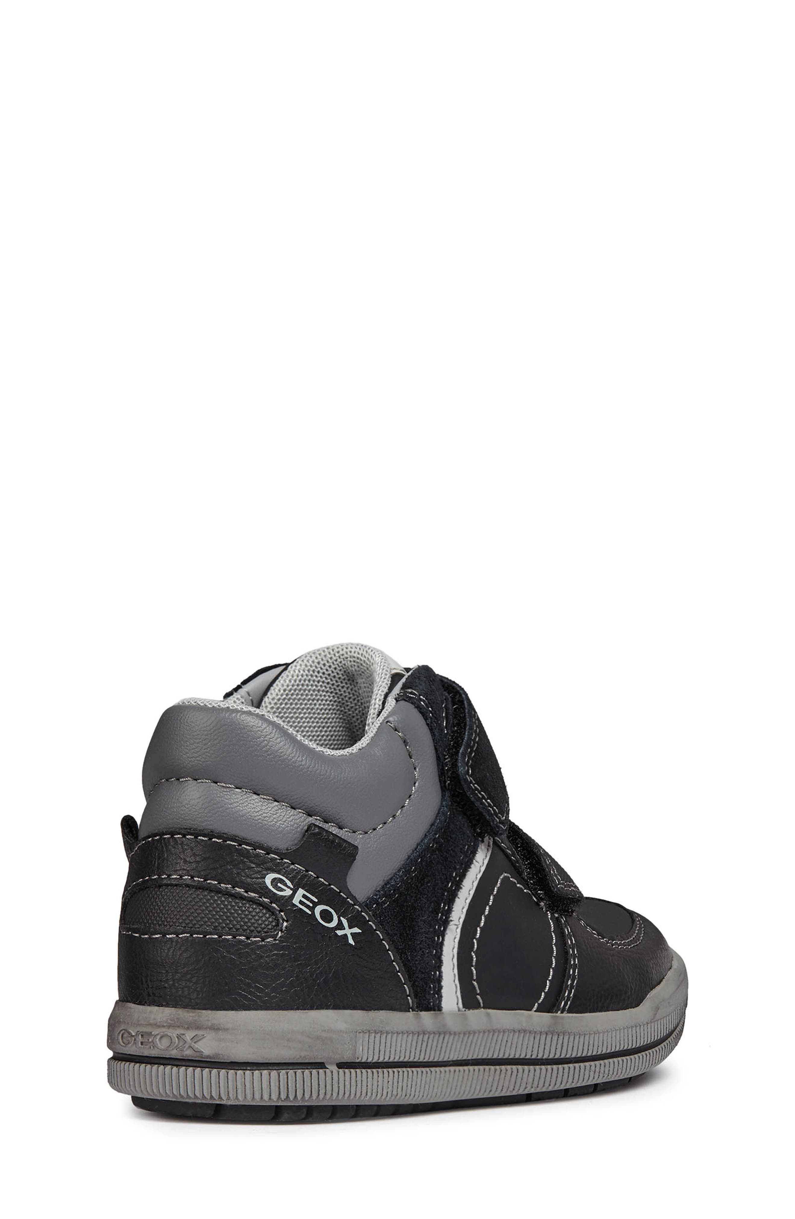 Arzach High-Top Sneaker,                             Alternate thumbnail 6, color,                             BLACK/DARK GREY