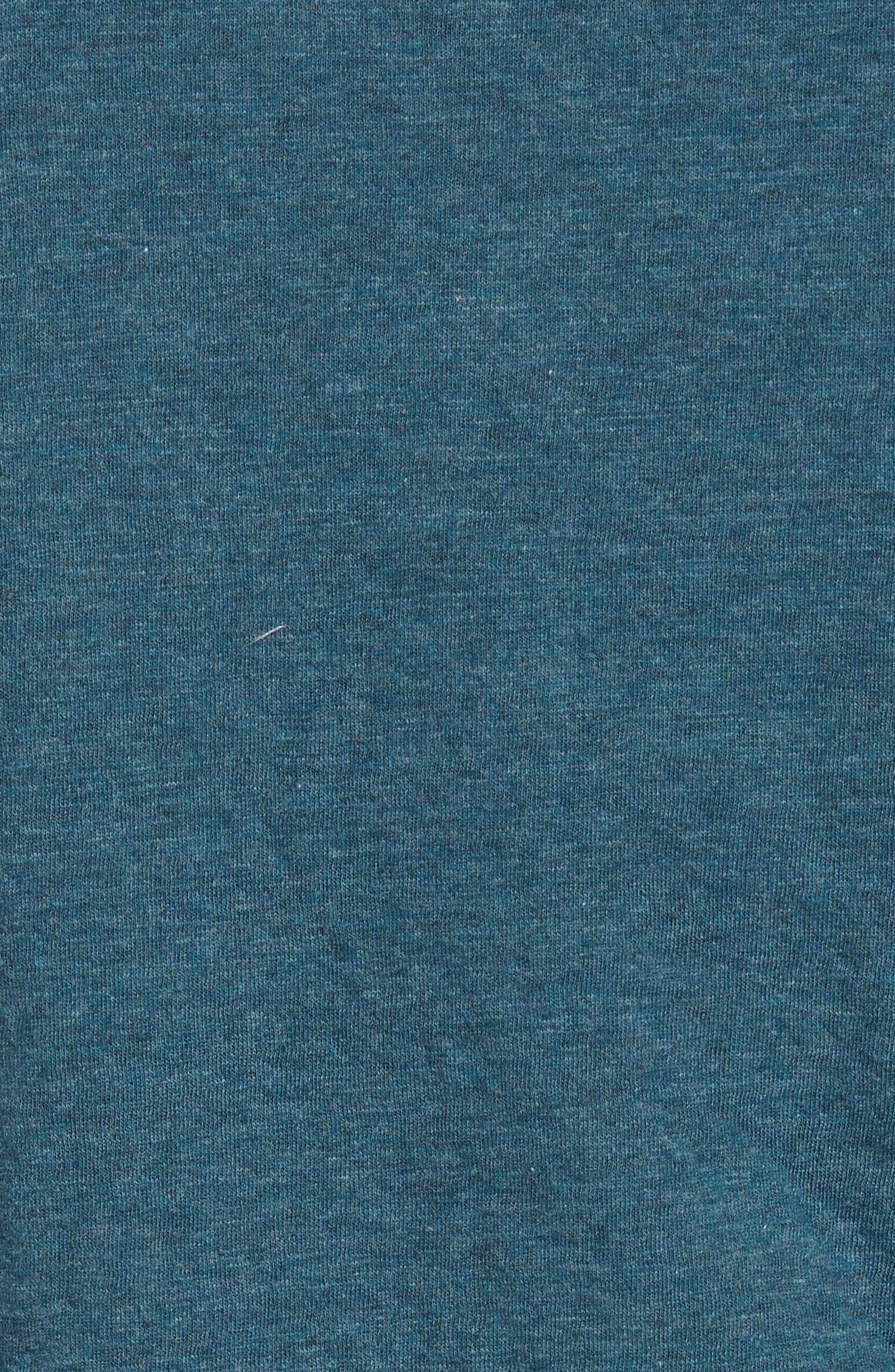 Mitch Reversible Slubbed Quarter Snap Pullover,                             Alternate thumbnail 19, color,