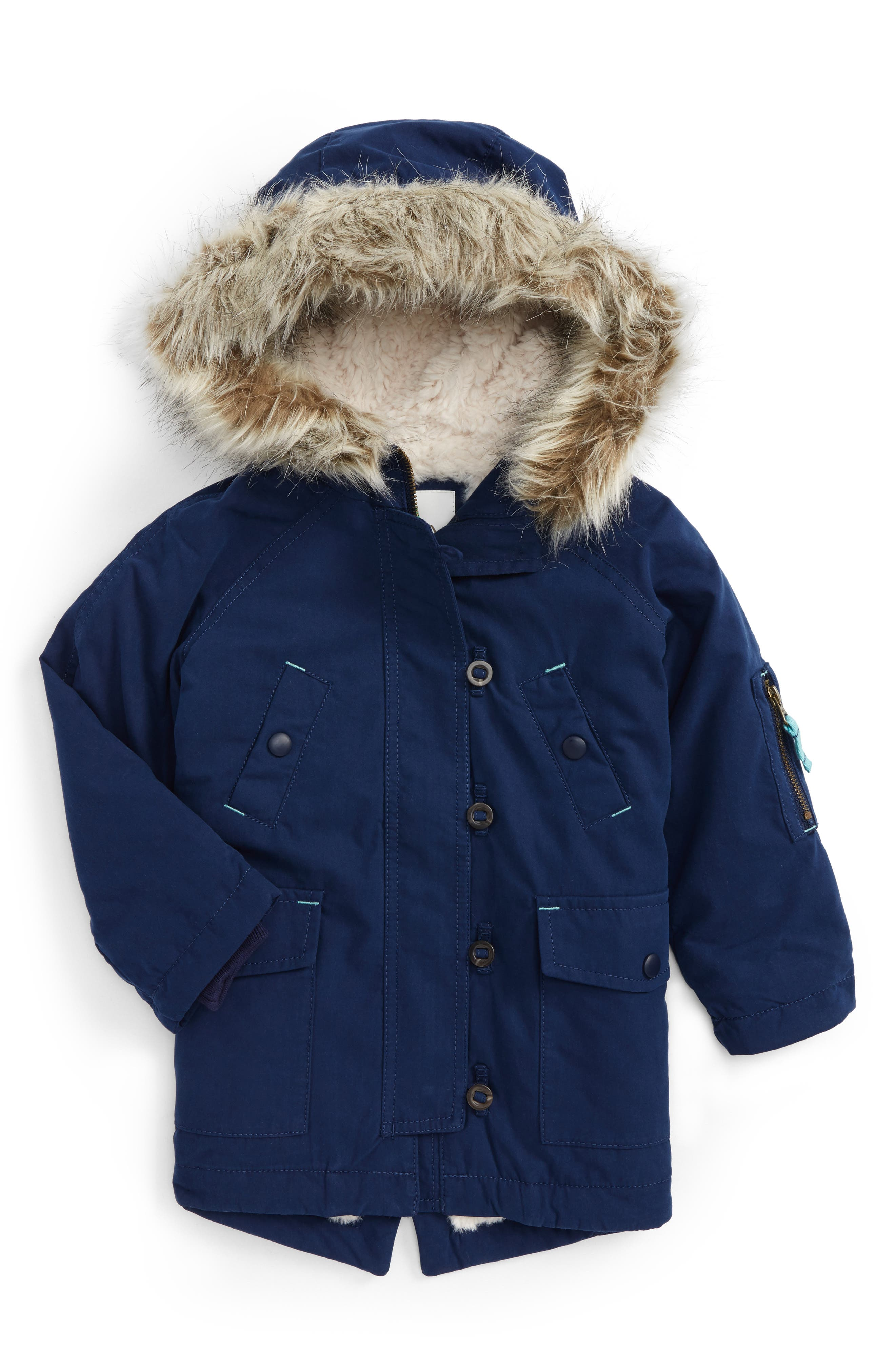 Parka,                         Main,                         color, 414