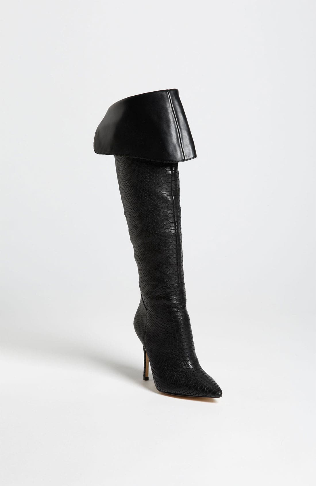 TRUTH OR DARE BY MADONNA 'Gia' Over the Knee Boot, Main, color, 002
