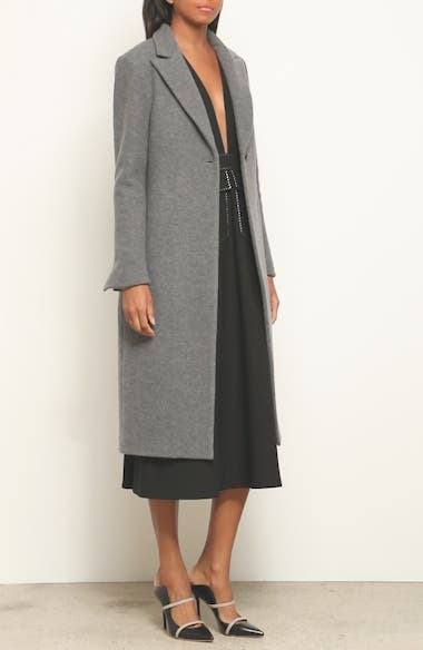 One Button Wool Coat, video thumbnail