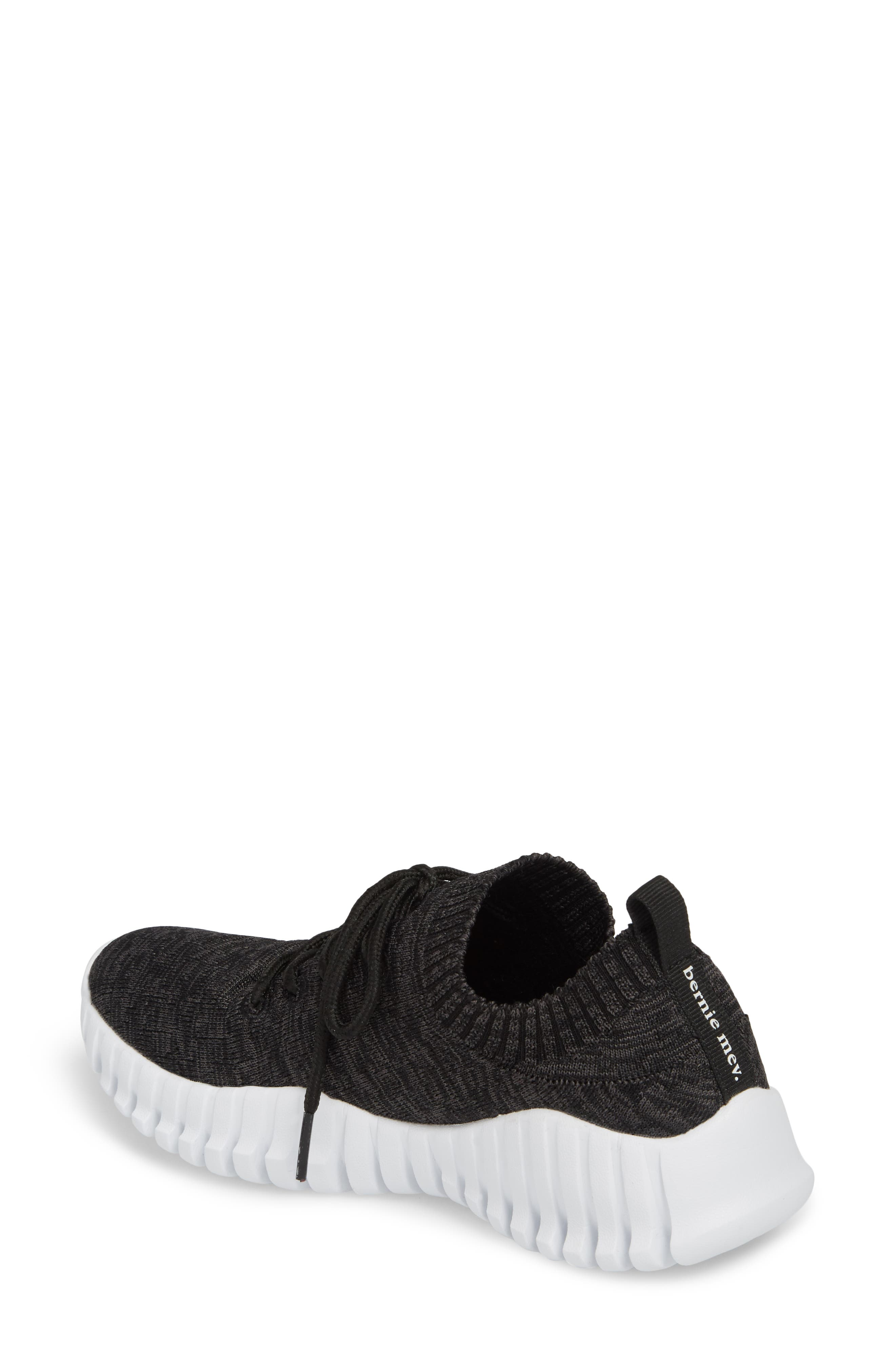 Gravity Sneaker,                             Alternate thumbnail 2, color,                             BLACK GREY