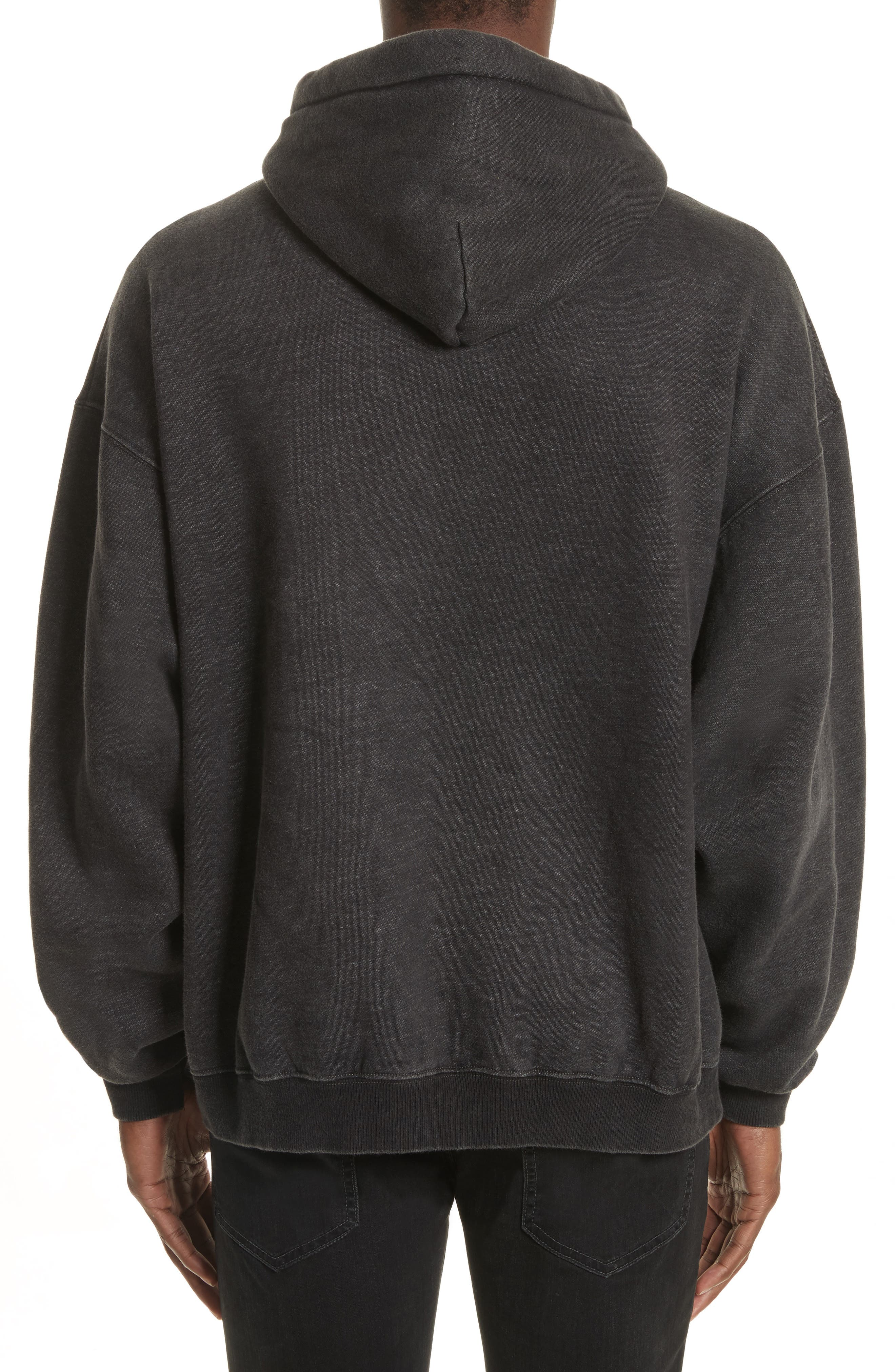 Oversize Pullover Hoodie,                             Alternate thumbnail 2, color,