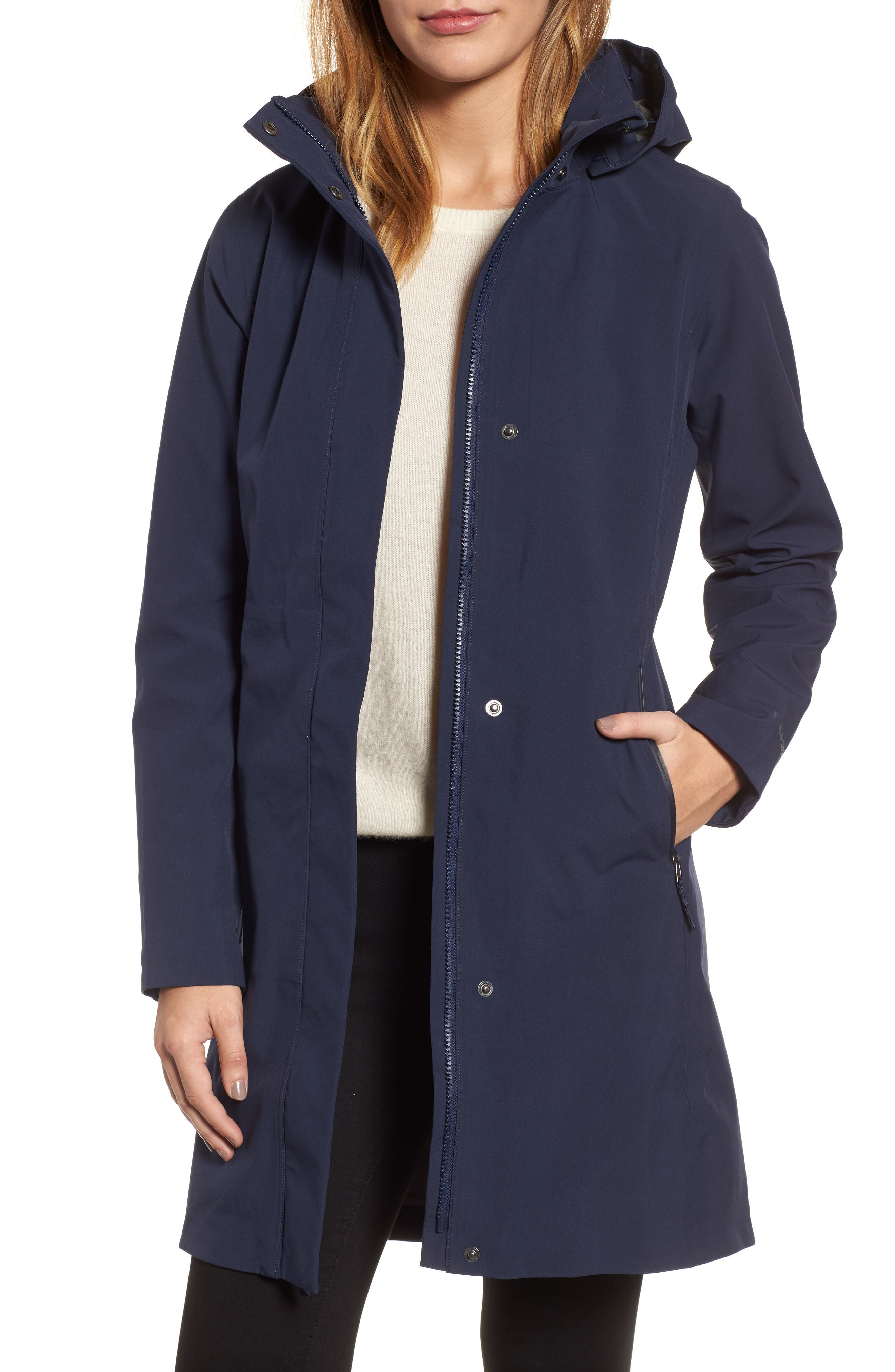 Lash Point Water Resistant Hooded Parka,                             Main thumbnail 2, color,