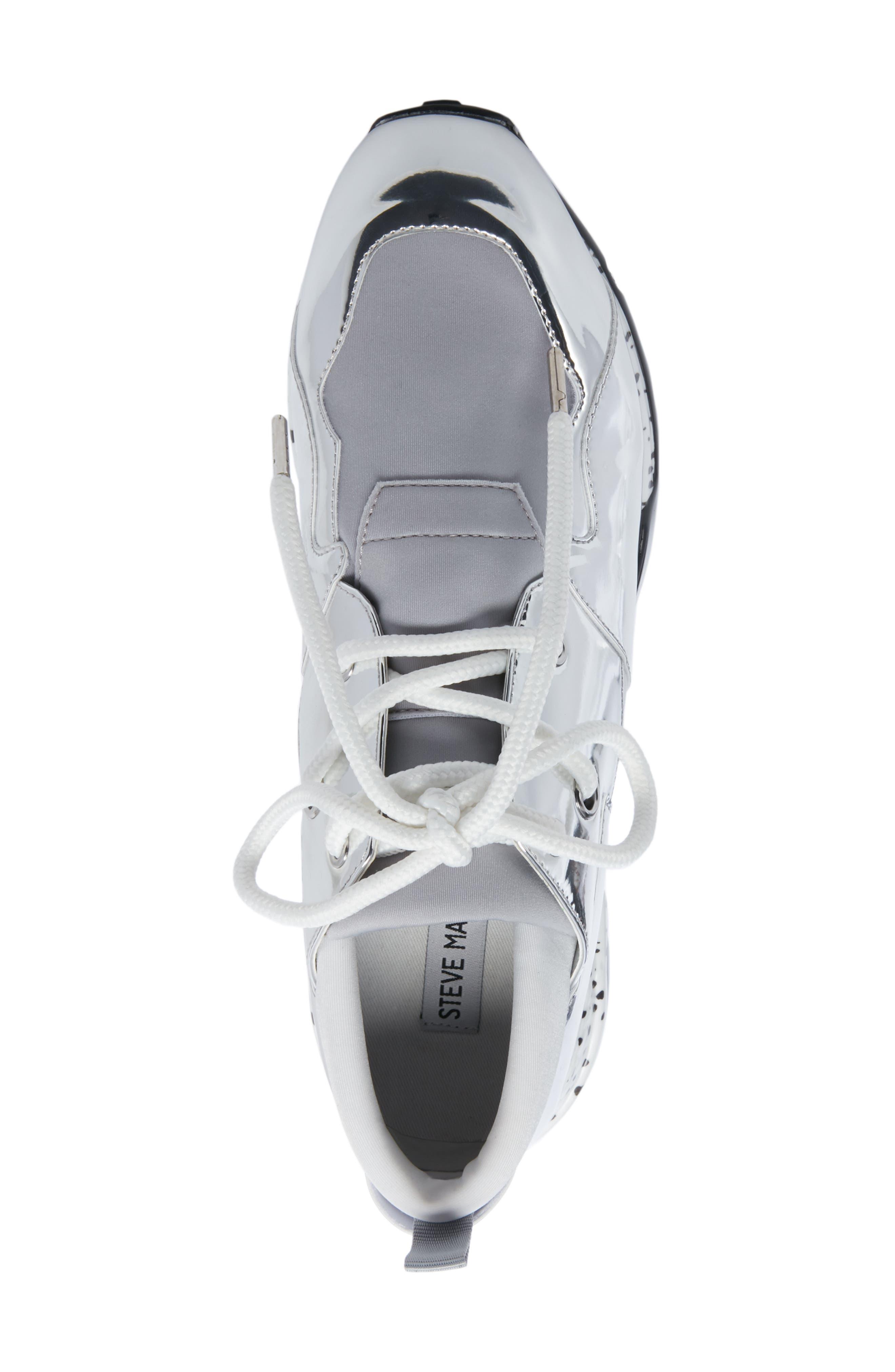 Ridge Sneaker,                             Alternate thumbnail 5, color,                             SILVER MULTI