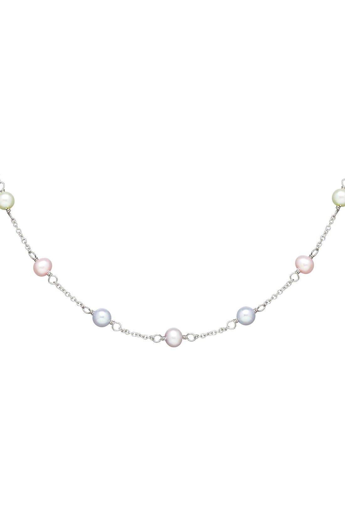 Freshwater Pearl Necklace,                             Alternate thumbnail 2, color,                             960