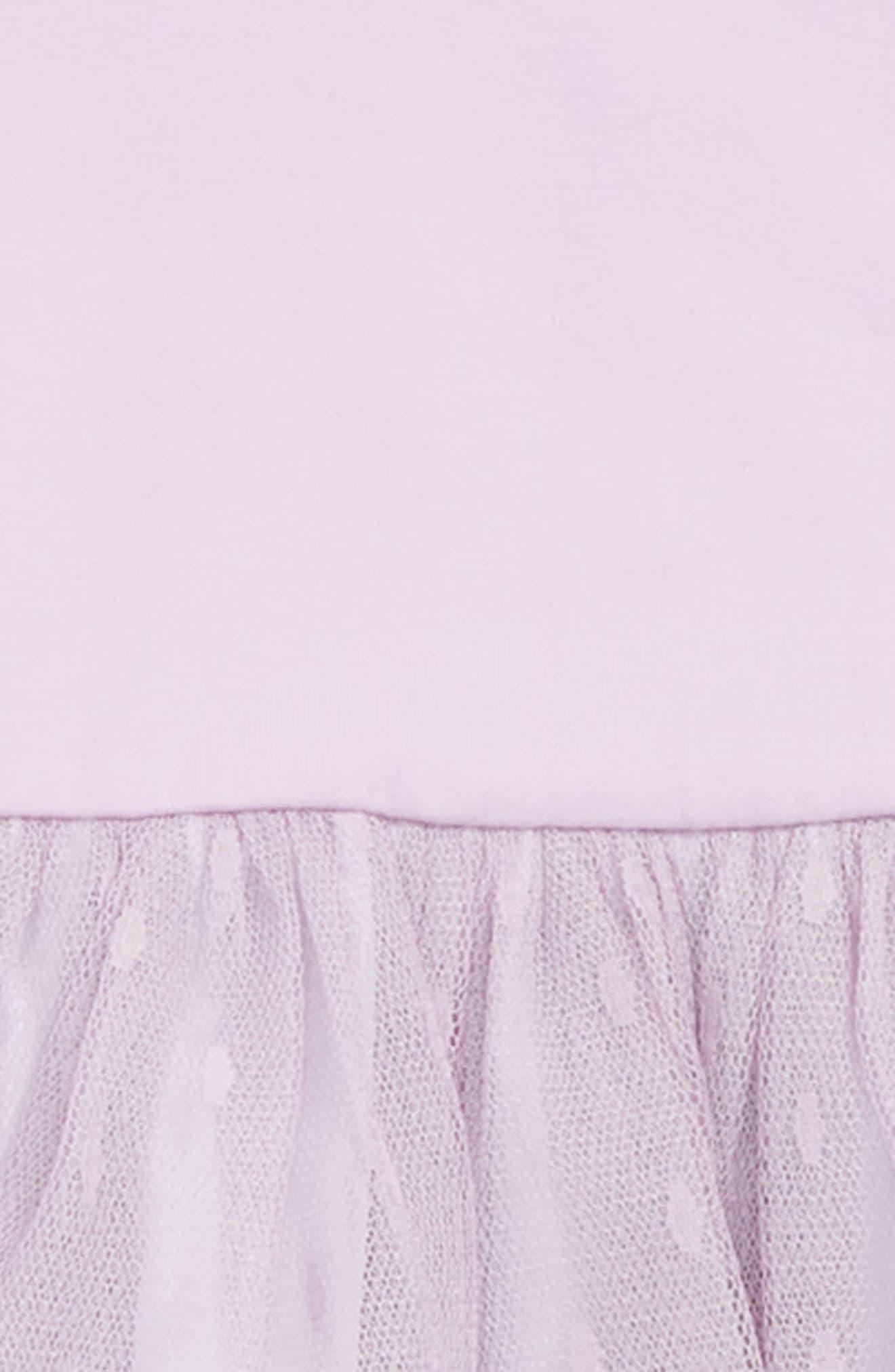 Tie Front Sweater, Dress & Leggings Set,                             Alternate thumbnail 2, color,                             535