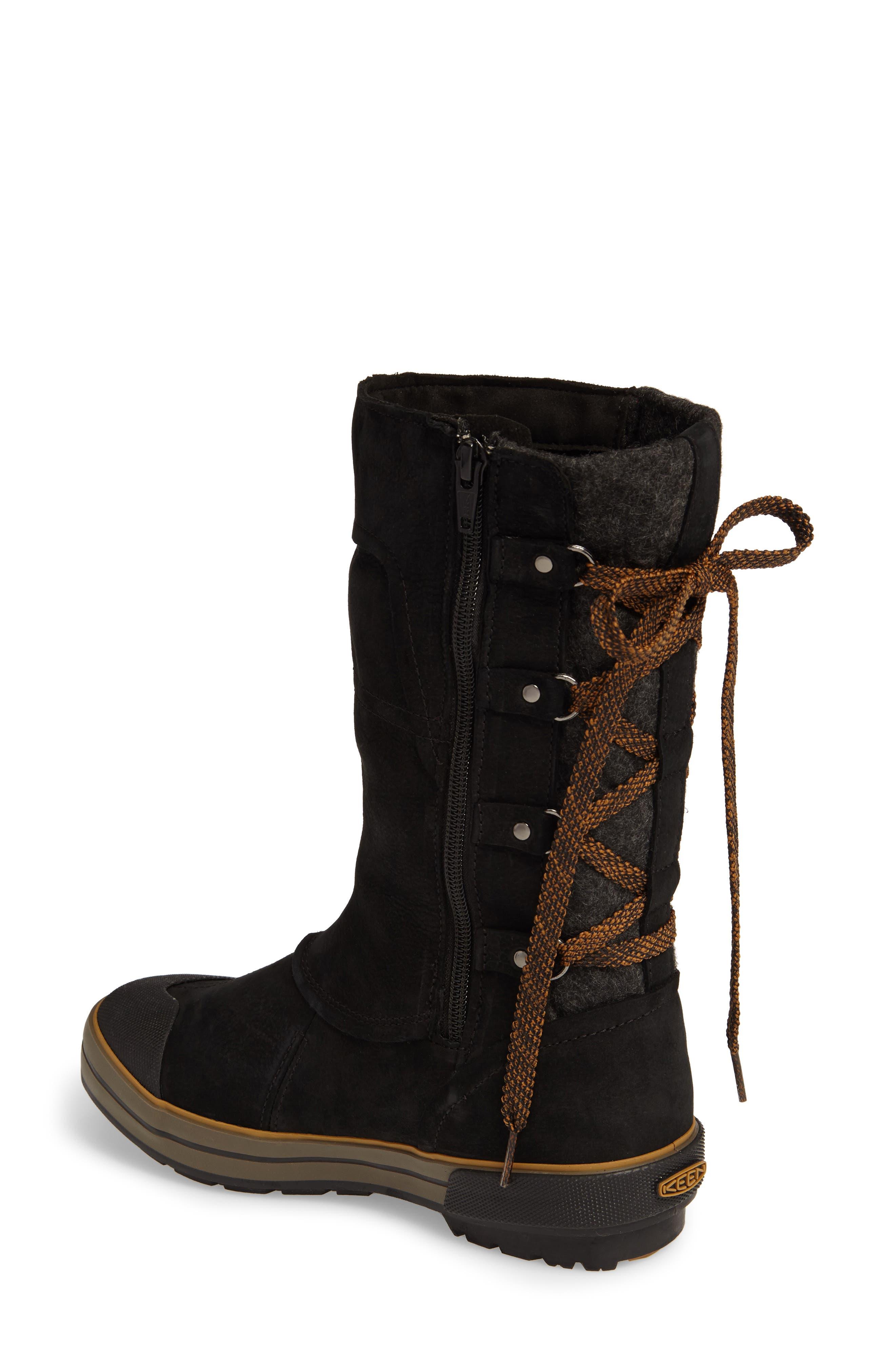 Elsa Premium Tall Waterproof Boot,                             Alternate thumbnail 2, color,                             001