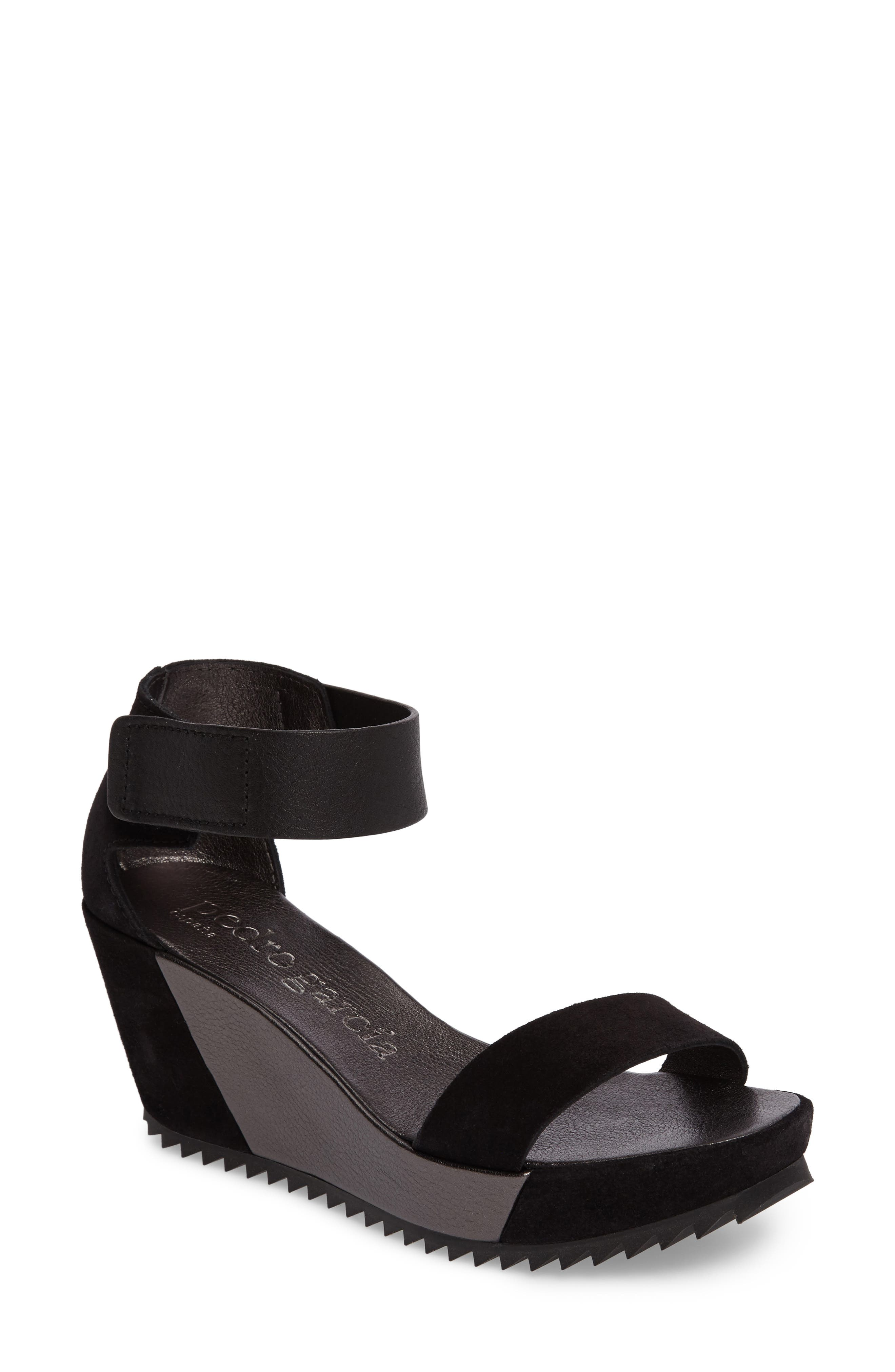 Fidelia Wedge Sandal,                         Main,                         color,