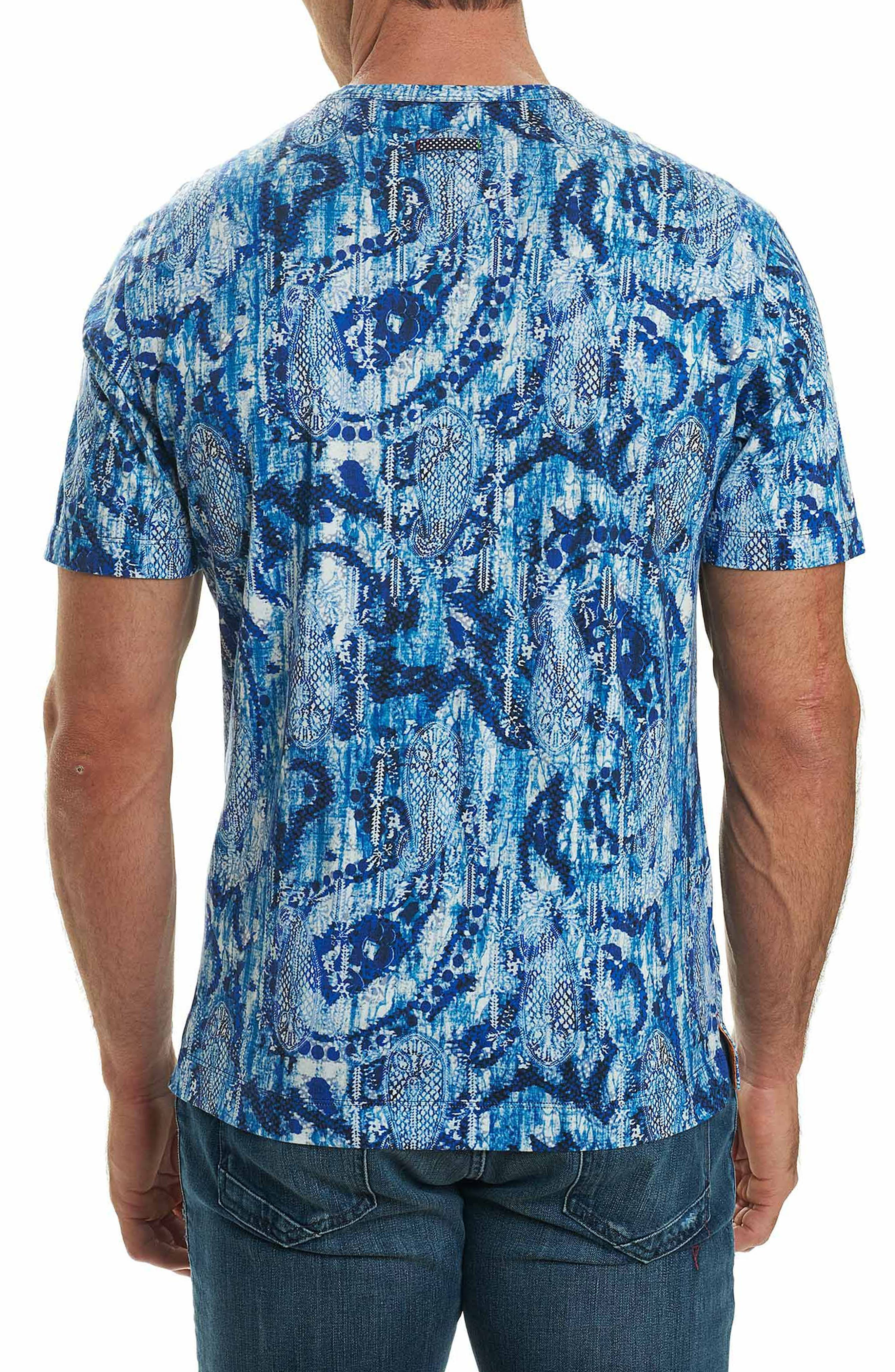 Islets Knit T-Shirt,                             Alternate thumbnail 2, color,                             400