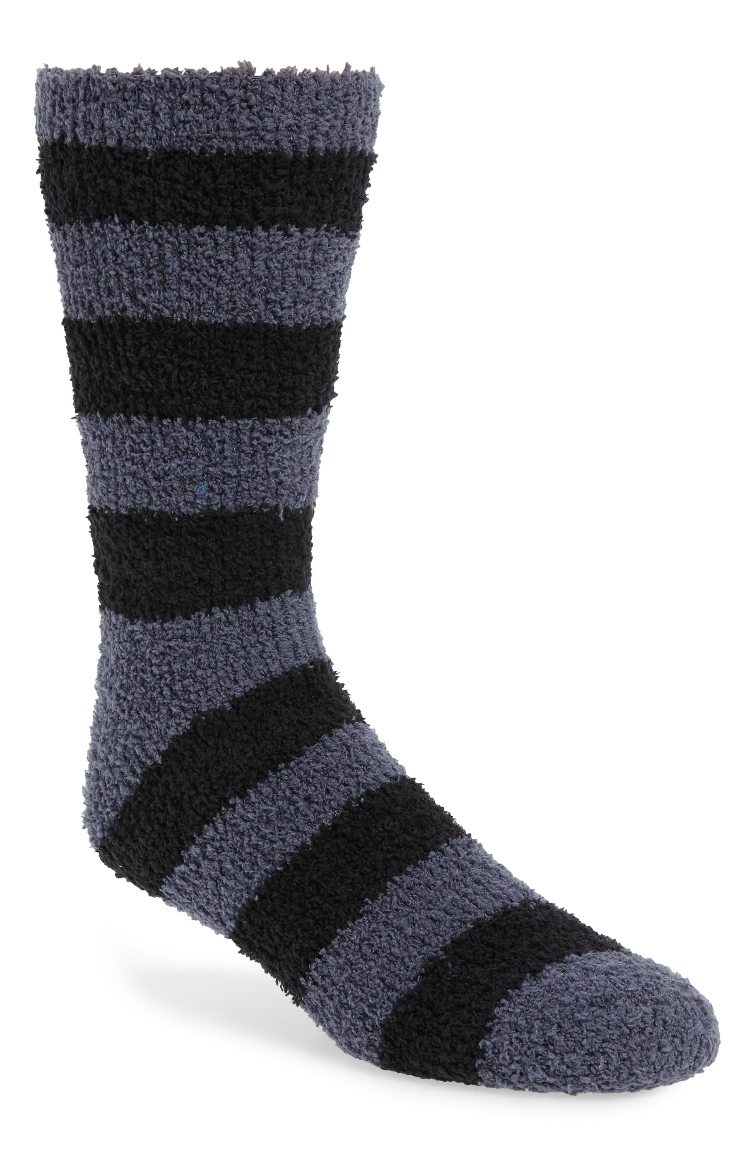 Rugby Stripe Butter Socks,                             Main thumbnail 1, color,                             021